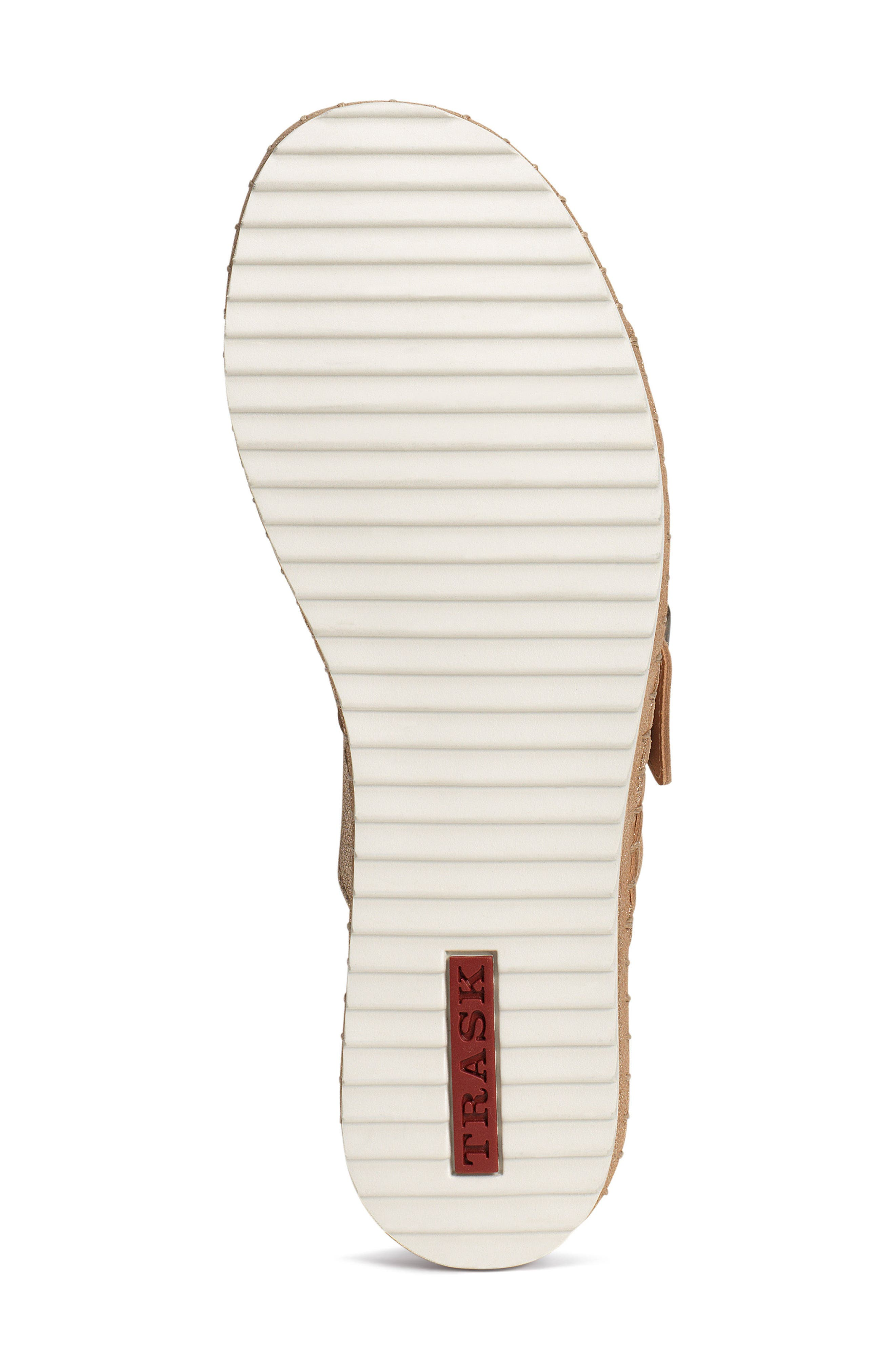 Carli Slide Sandal,                             Alternate thumbnail 6, color,                             GOLD METALLIC SUEDE