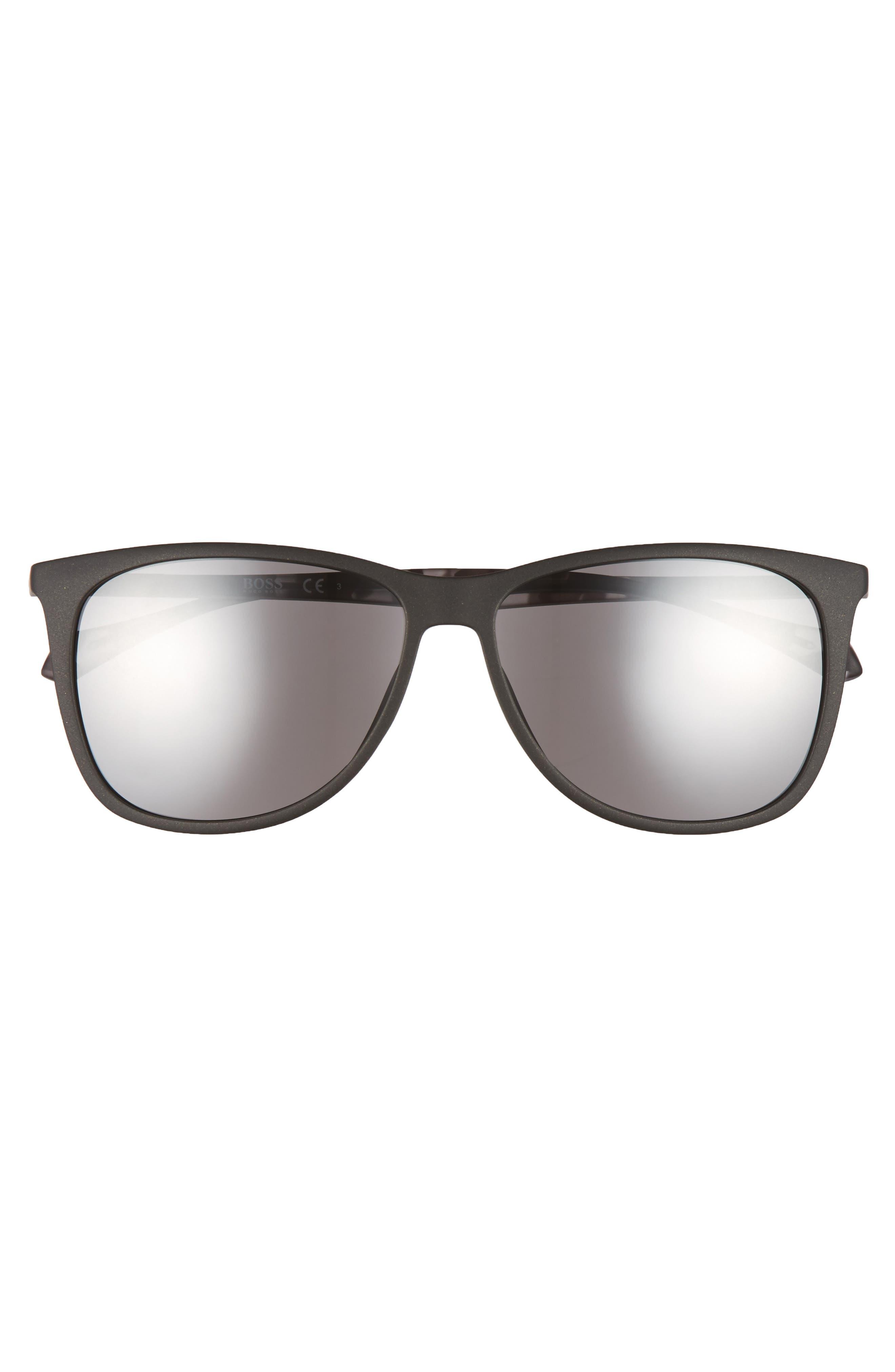 58mm Sunglasses,                             Alternate thumbnail 2, color,                             002