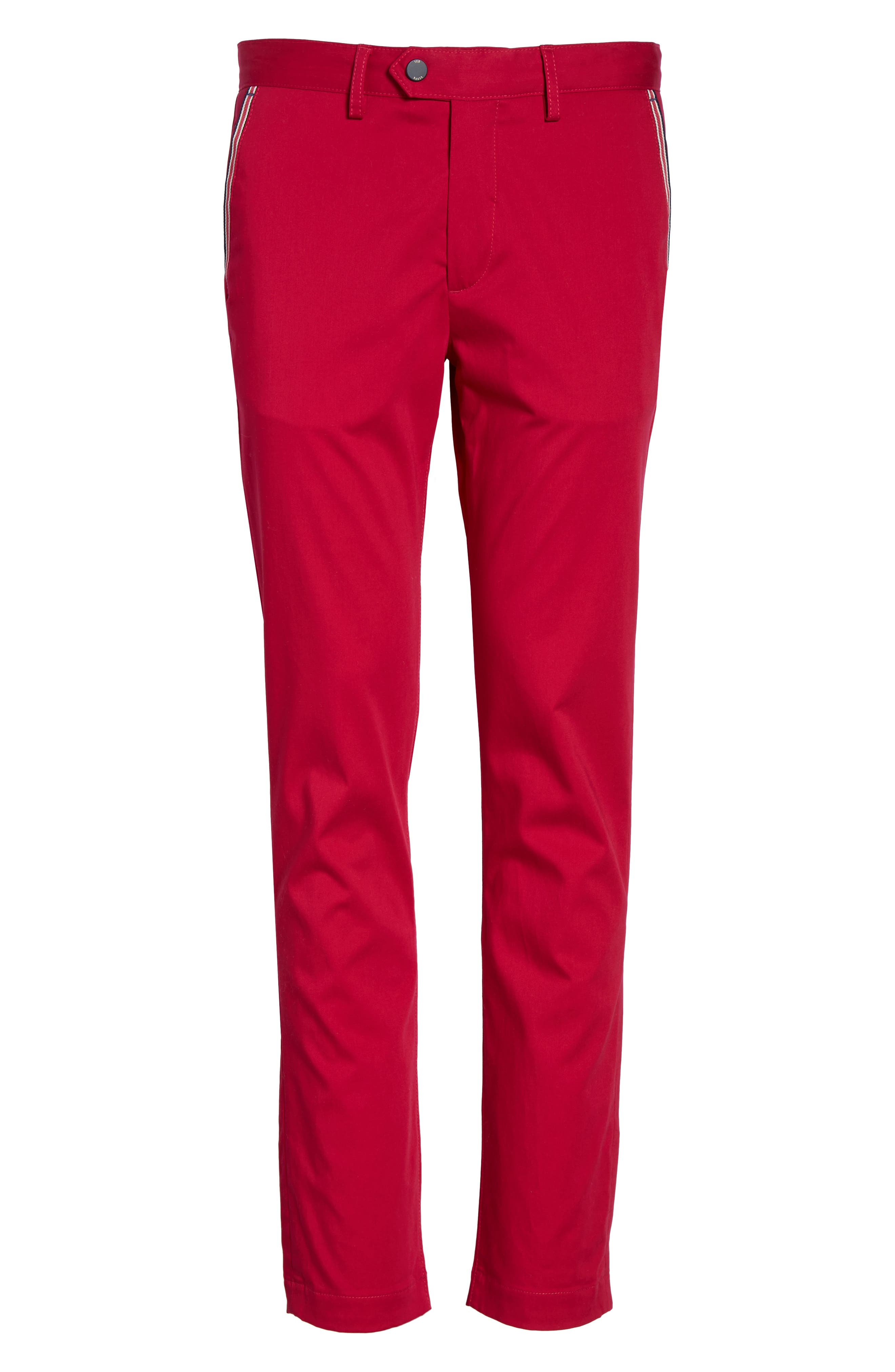 Water Resistant Golf Chinos,                             Alternate thumbnail 6, color,                             660
