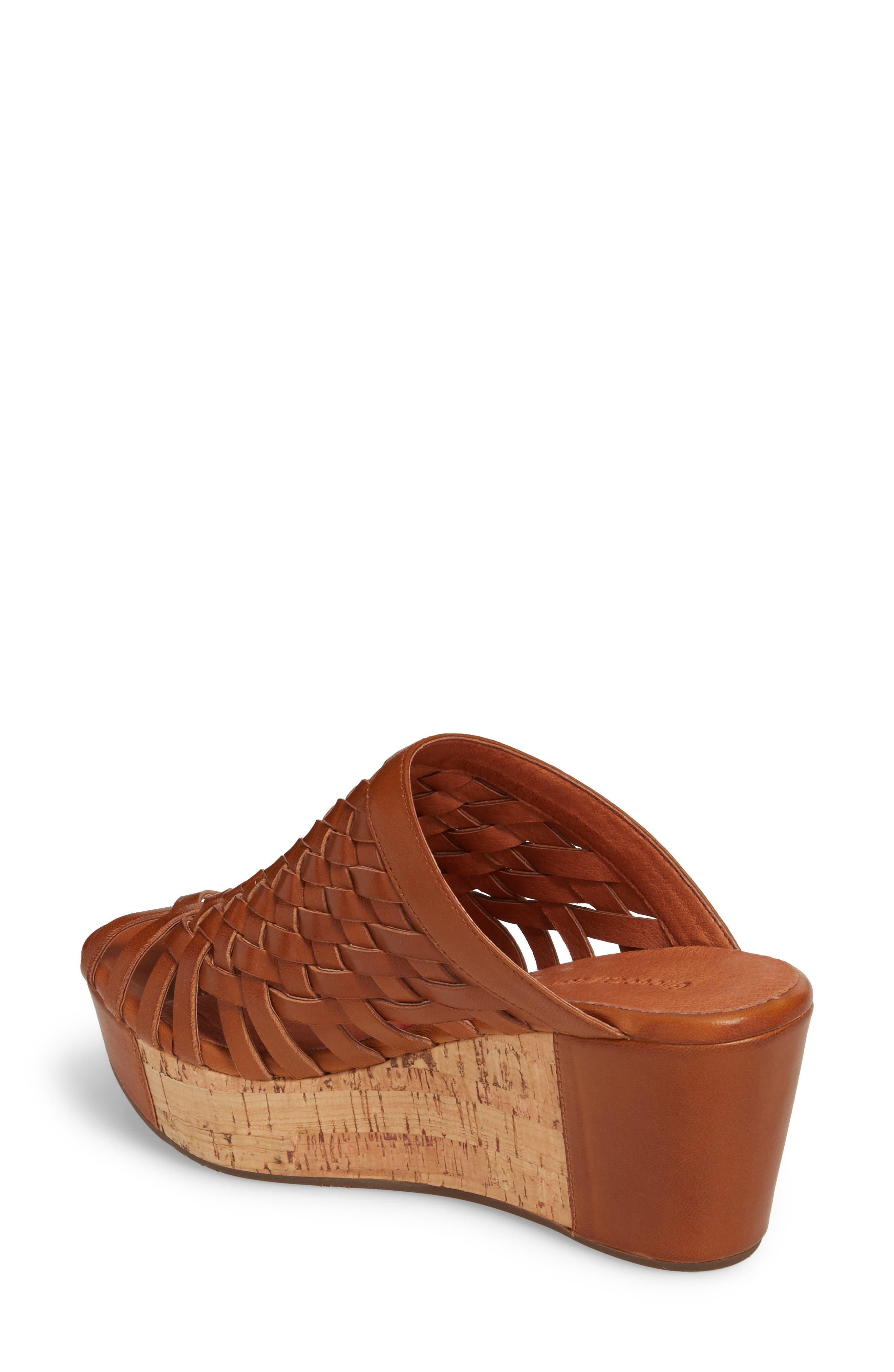 Walda Platform Wedge Sandal,                             Alternate thumbnail 5, color,
