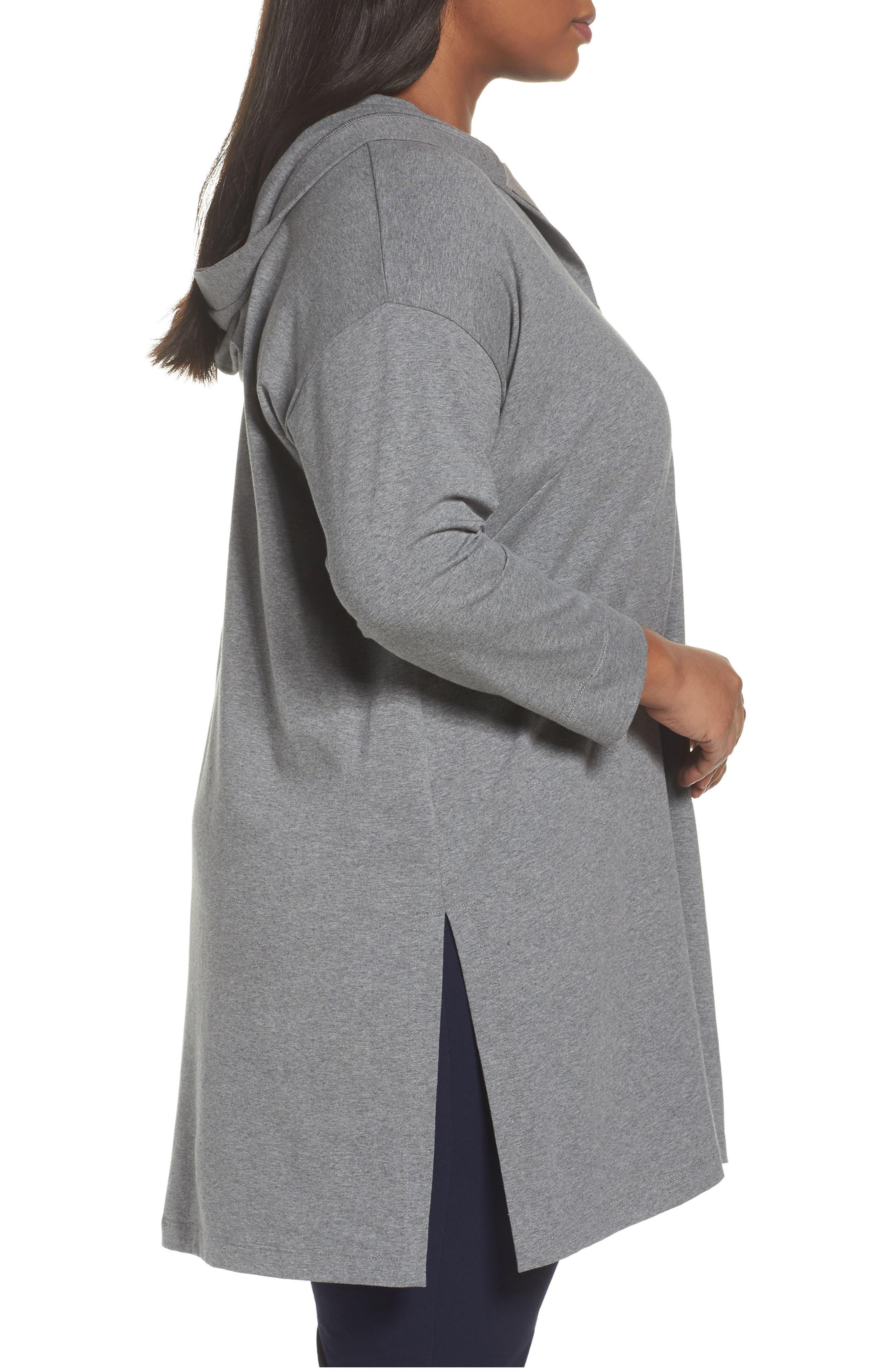 Hooded Tunic,                             Alternate thumbnail 3, color,                             020