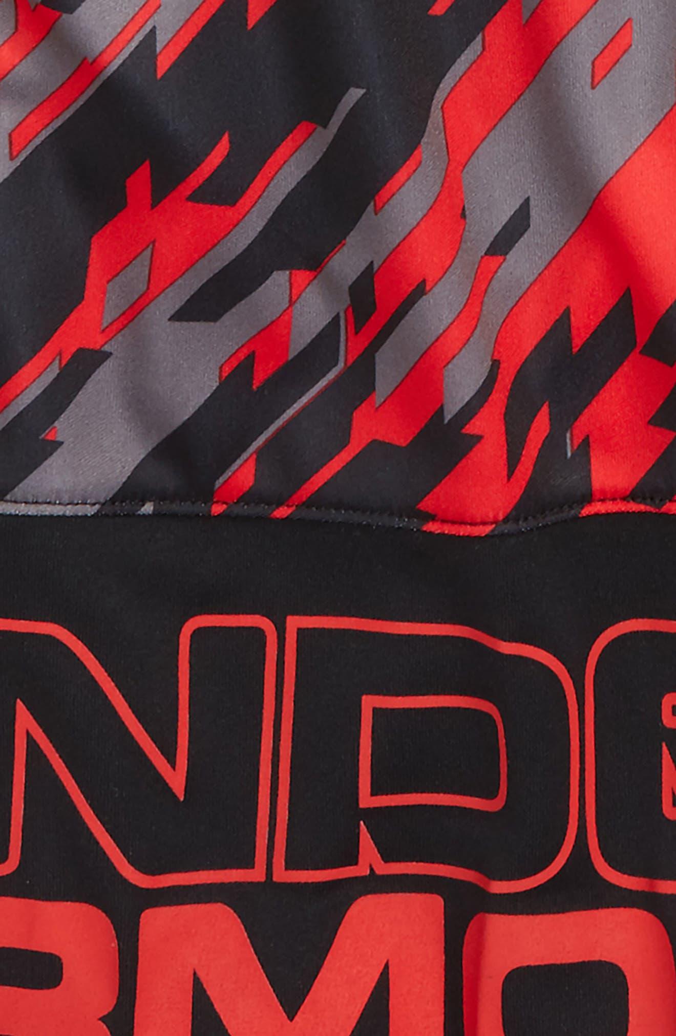 Stunt HeatGear<sup>®</sup> Shorts,                             Alternate thumbnail 84, color,