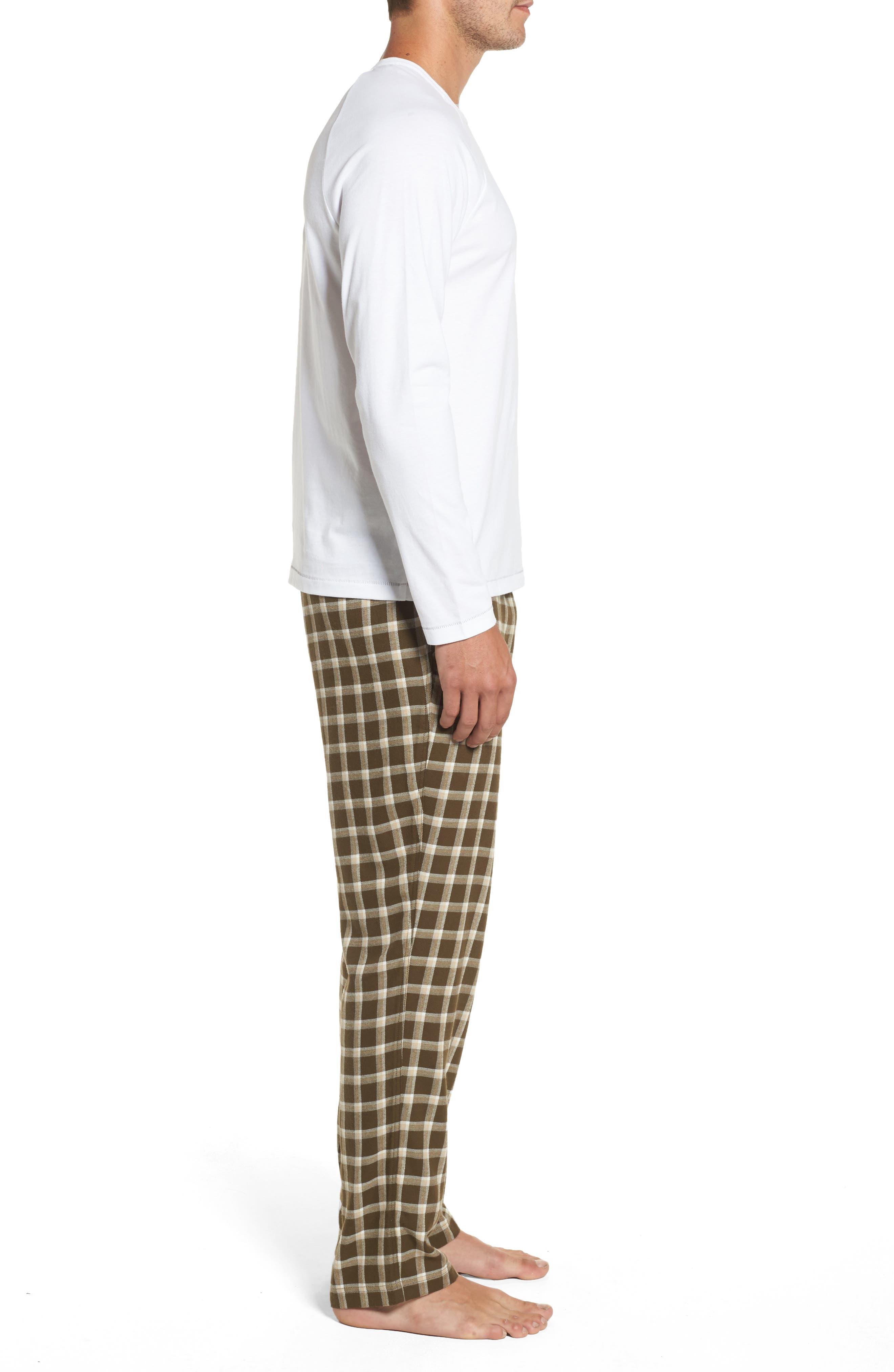 Steiner Pajama Set,                             Alternate thumbnail 8, color,