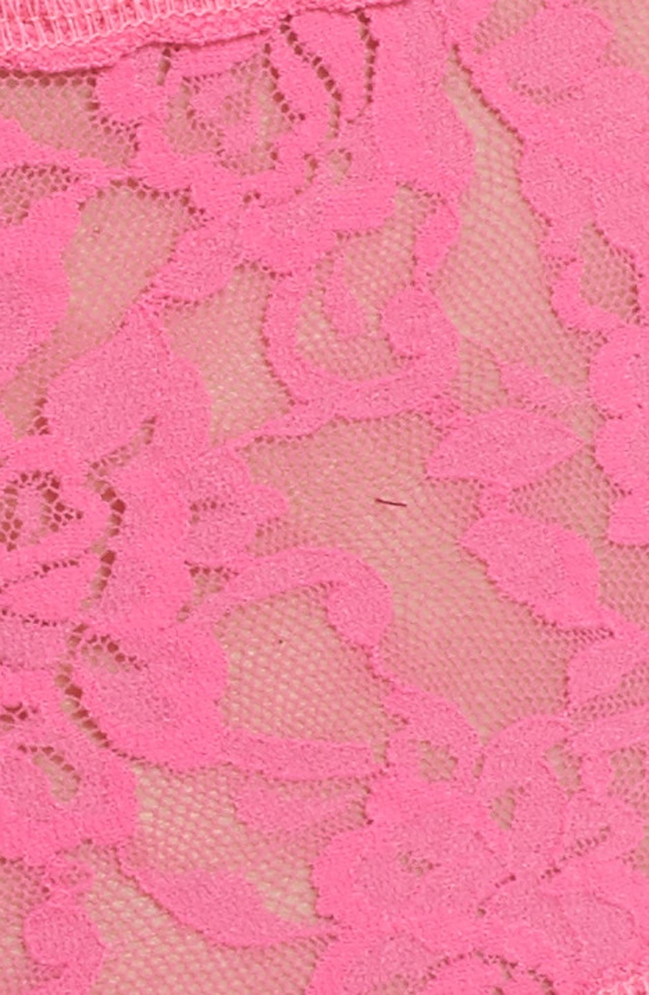 Stretch Lace Boyshorts,                             Alternate thumbnail 141, color,