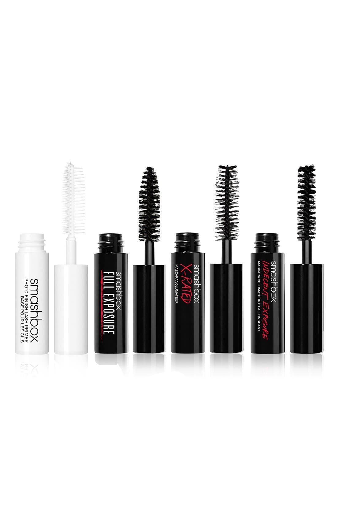 X-Rated Mascara,                         Main,                         color, 001