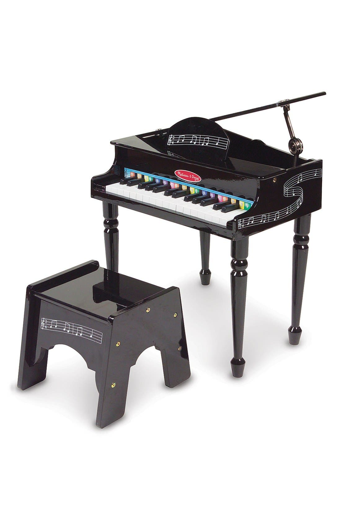 Grand Piano,                         Main,                         color,