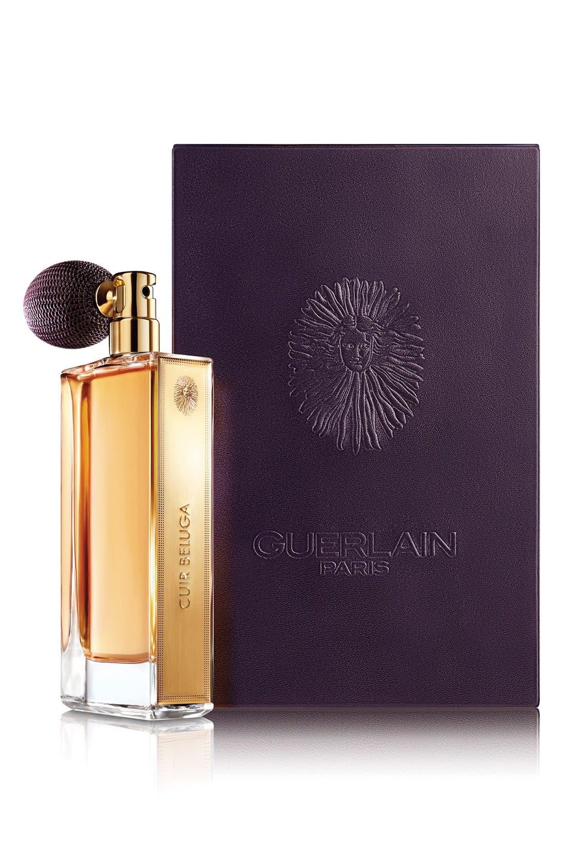 L'Art et la Matiere Cuir Beluga Eau de Parfum,                             Alternate thumbnail 4, color,                             000