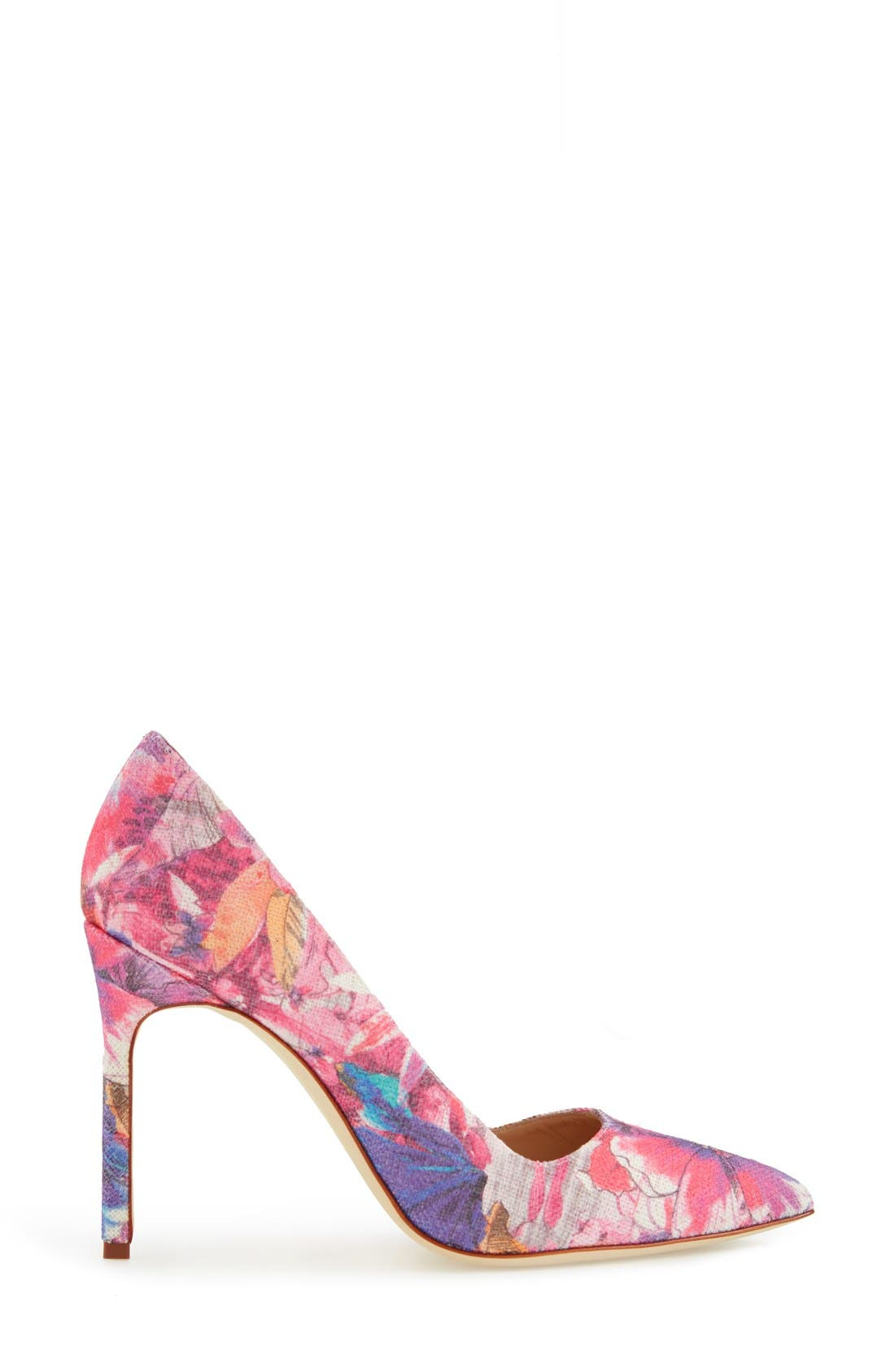 BB Pointy Toe Pump,                             Alternate thumbnail 56, color,