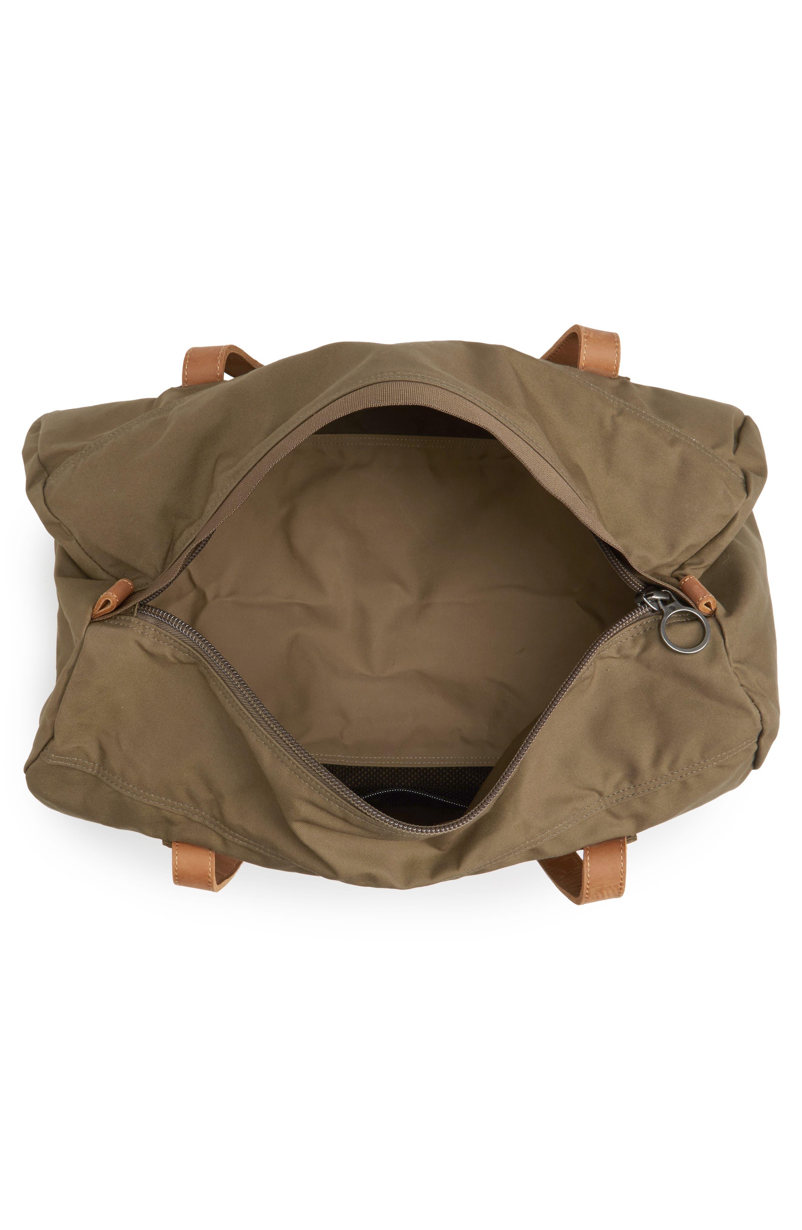 'Duffel No.4' Water Resistant Duffel Bag,                             Alternate thumbnail 4, color,                             283
