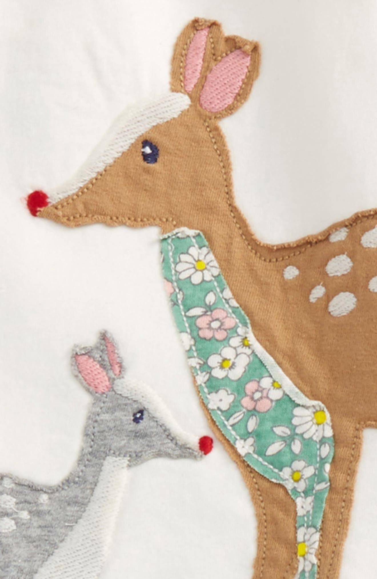 Animal Friends Tee & Leggings Set,                             Alternate thumbnail 2, color,                             900
