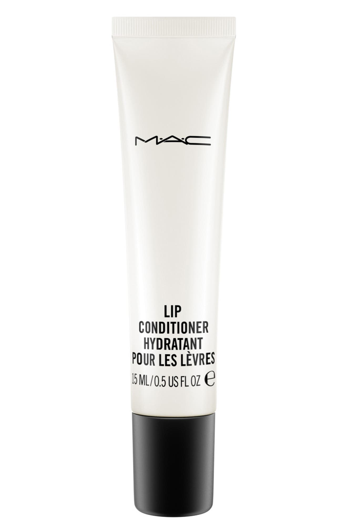 MAC Lip Conditioner Tube,                             Main thumbnail 1, color,                             NO COLOR