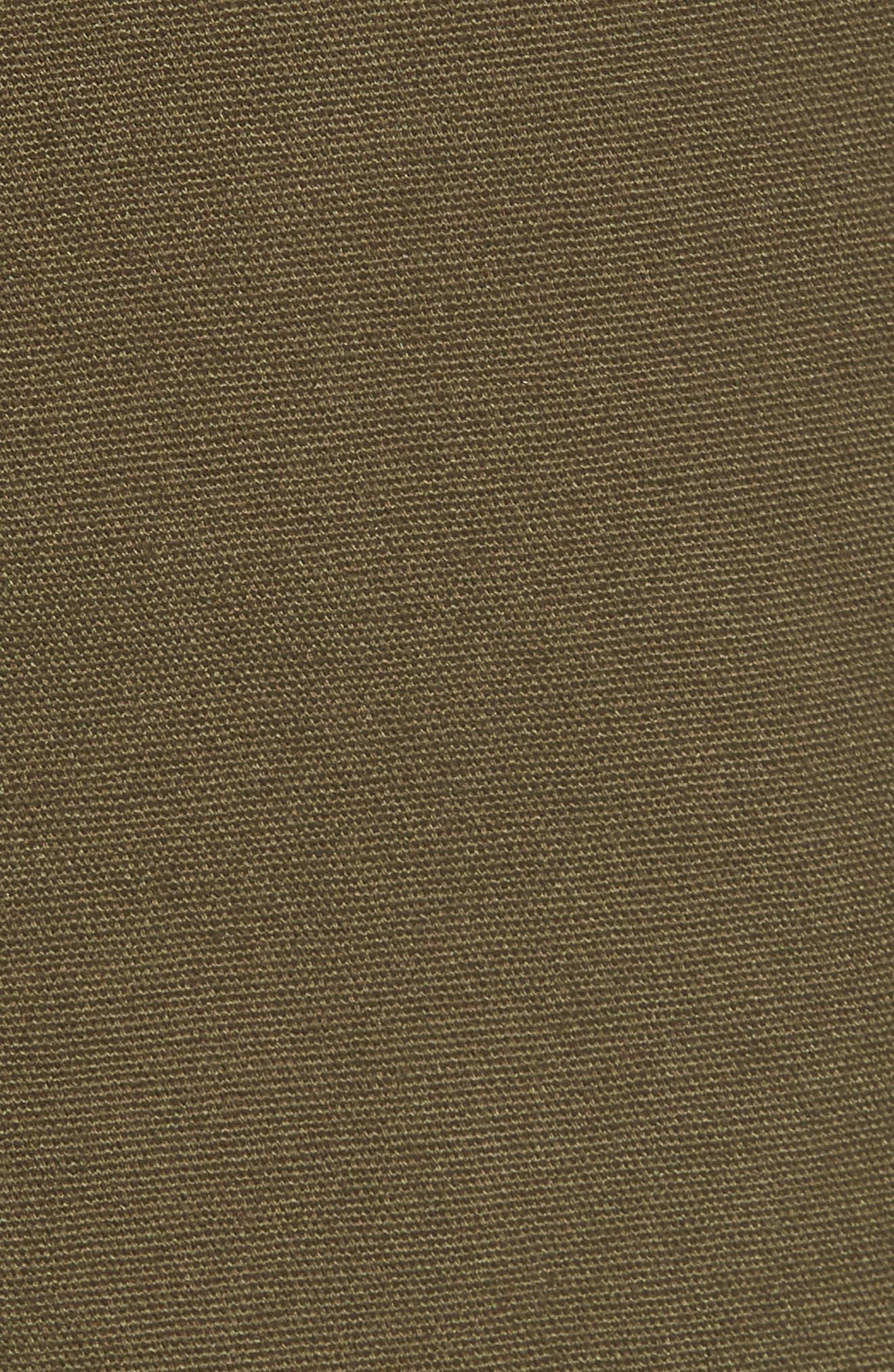 Collins Canvas Shorts,                             Alternate thumbnail 10, color,