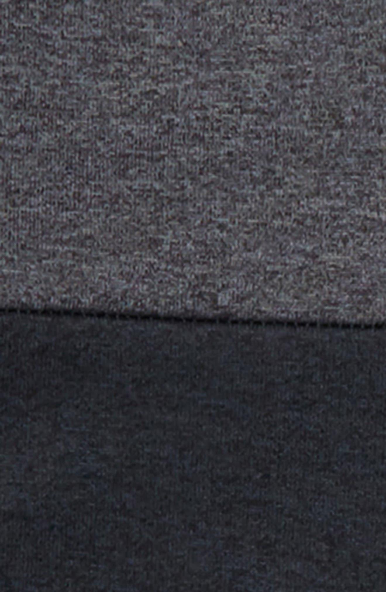 Dri-FIT Colorblock Zip Hoodie,                             Alternate thumbnail 2, color,                             006