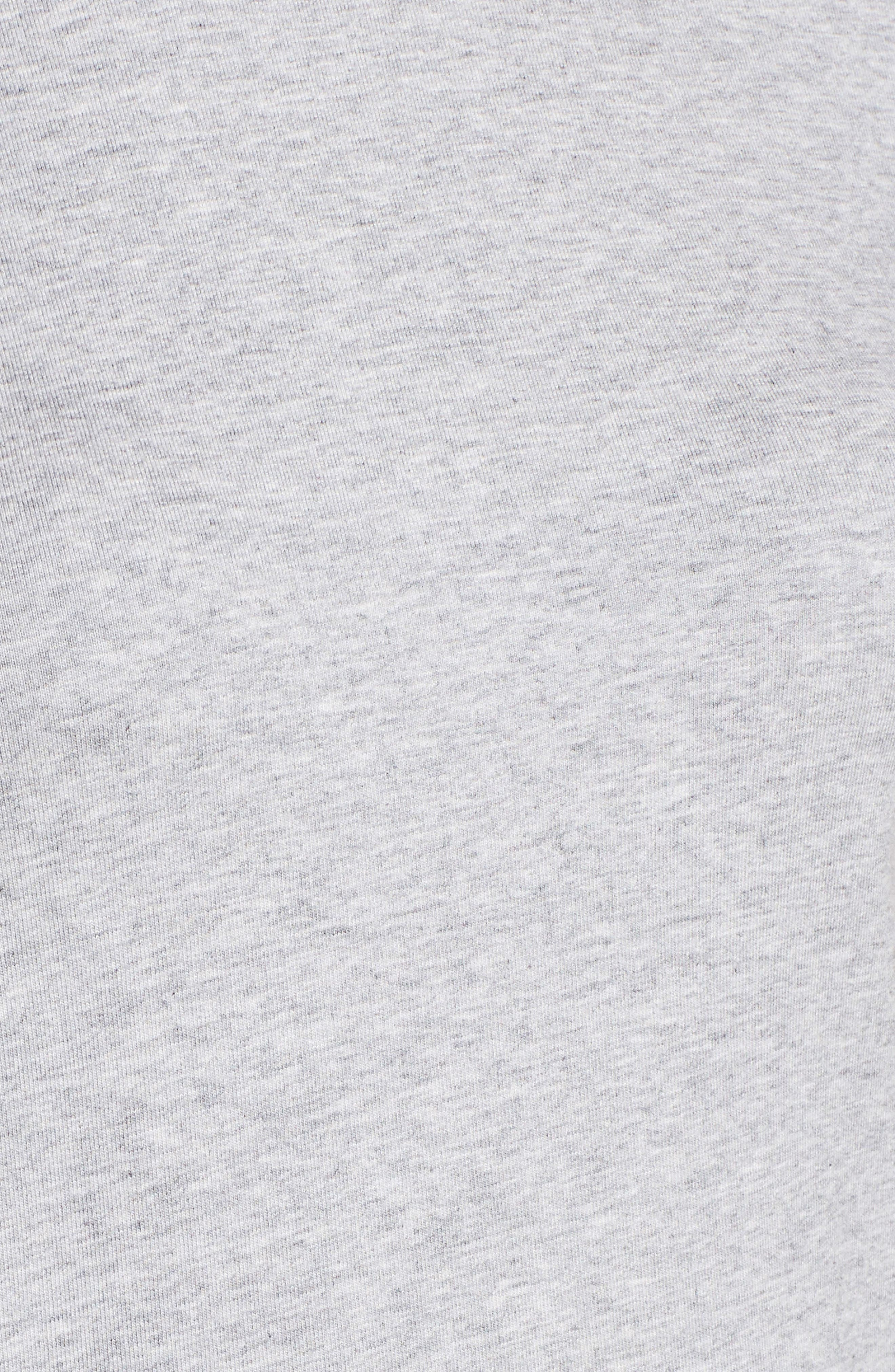 Ruffle Detail Knit Dress,                             Alternate thumbnail 17, color,