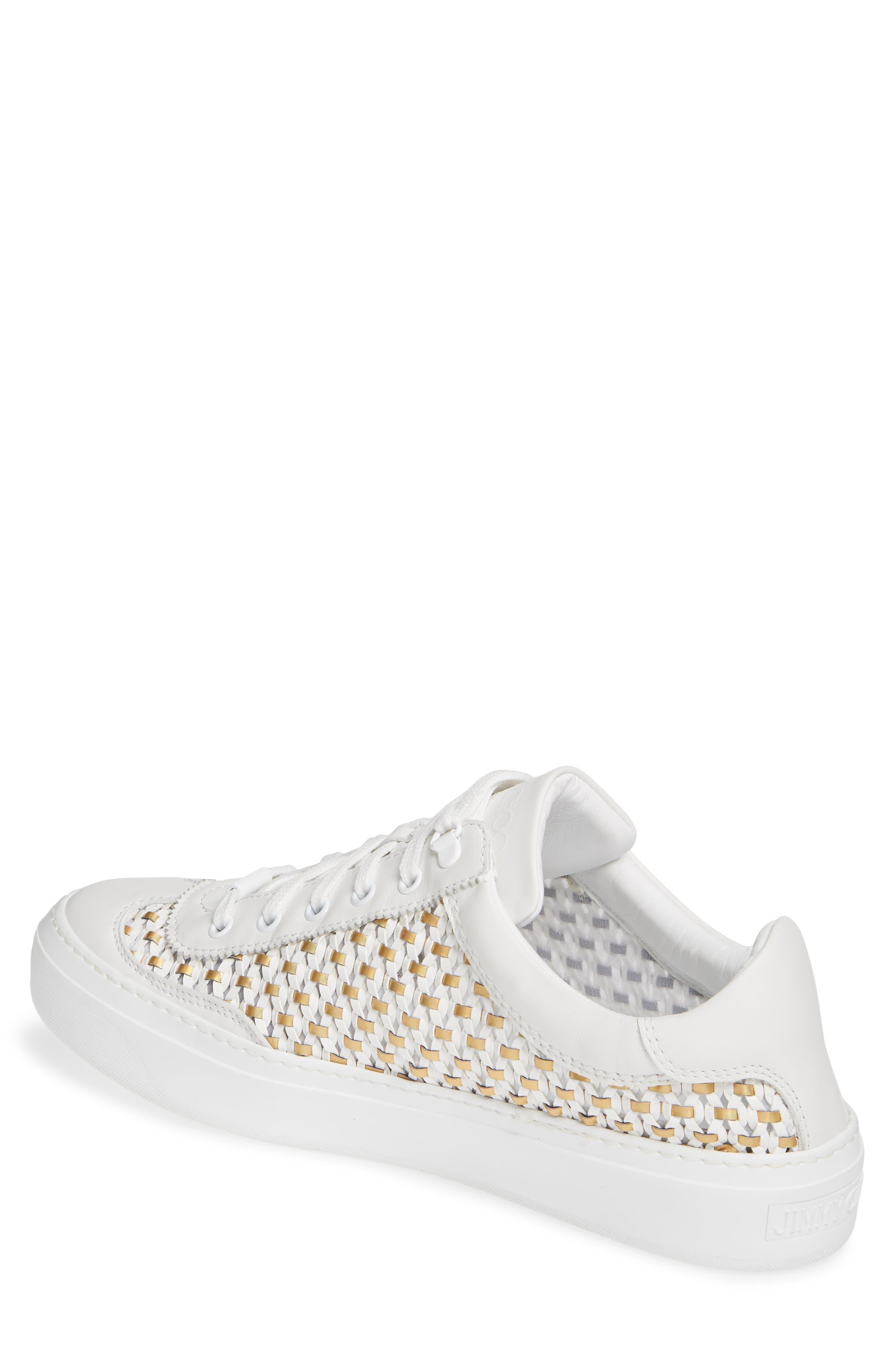 Ace Mux Sneaker,                             Alternate thumbnail 2, color,                             WHITE MIX