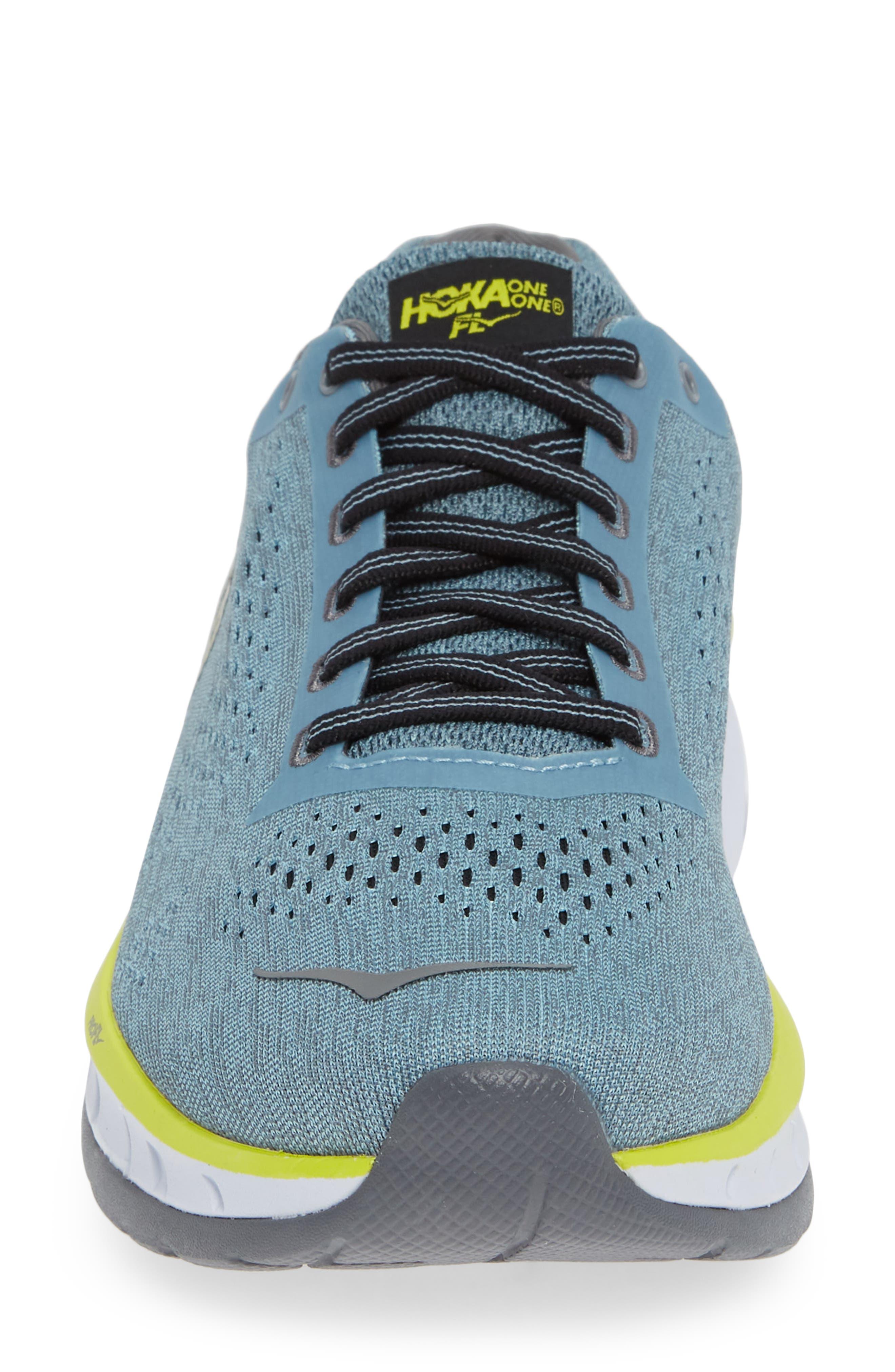 Cavu Running Shoe,                             Alternate thumbnail 4, color,                             SKY BLUE/ NEUTRAL GREY