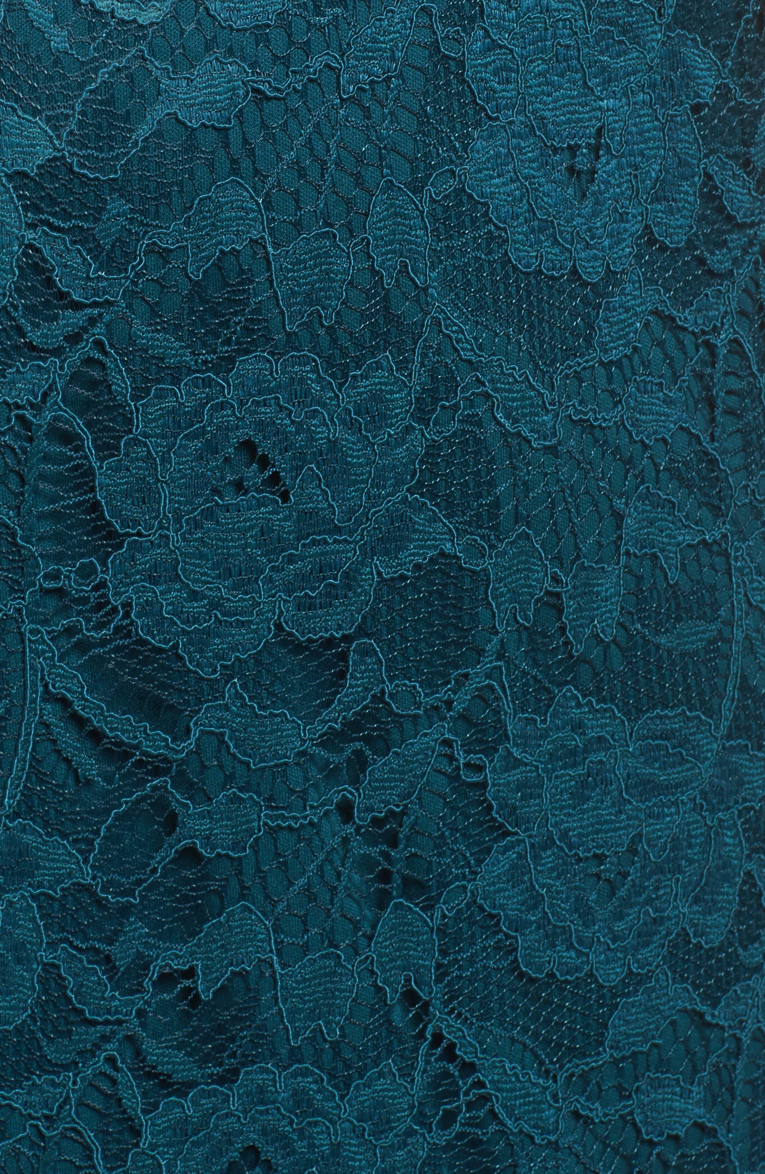 Lace Gown,                             Alternate thumbnail 5, color,                             300