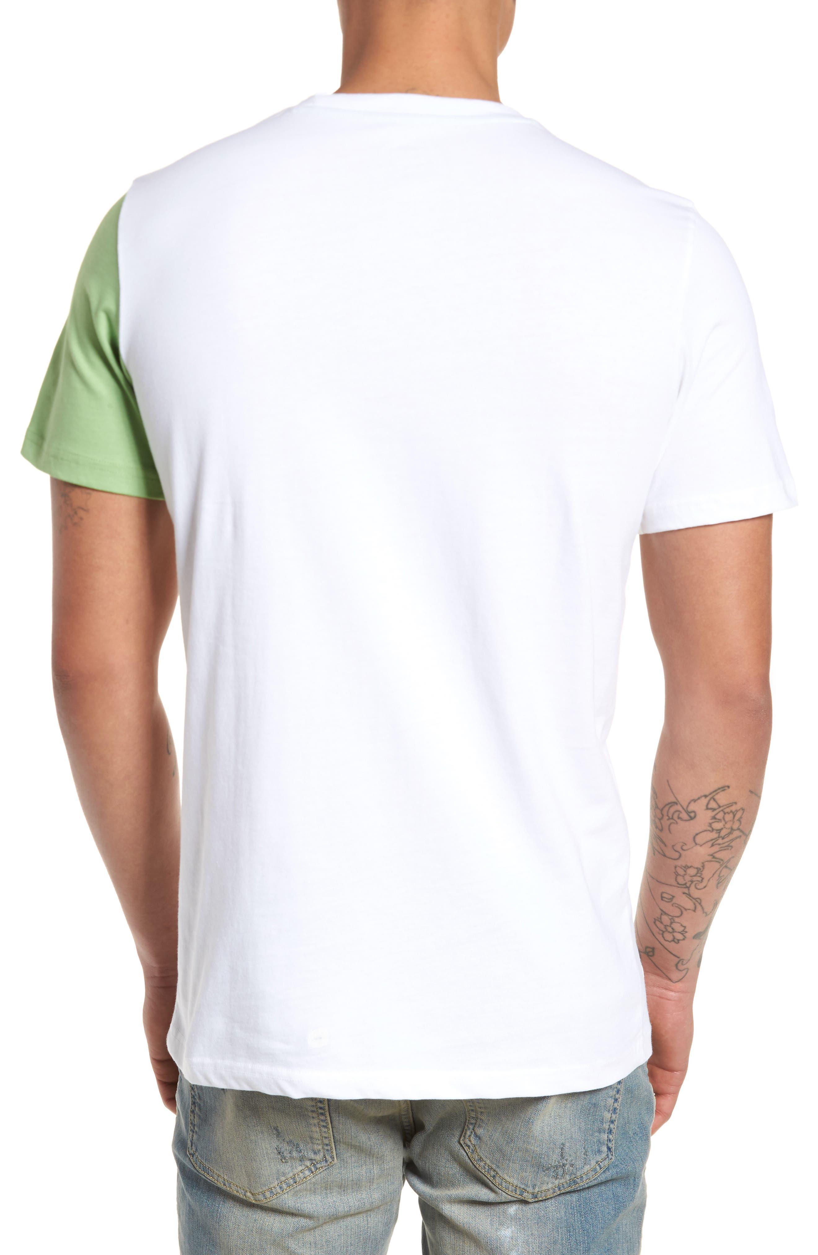 Tides T-Shirt,                             Alternate thumbnail 2, color,                             100