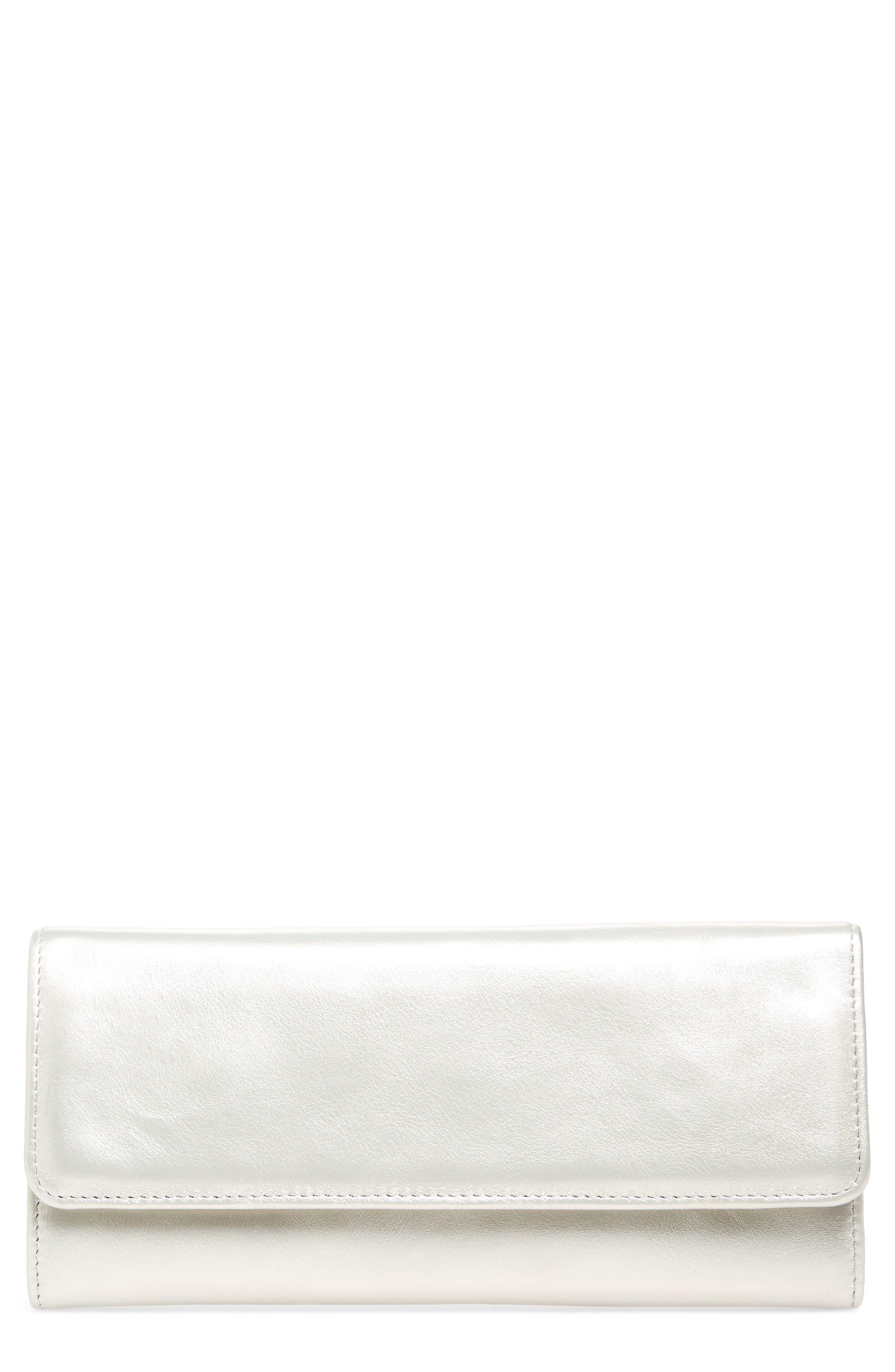 'Sadie' Leather Wallet,                             Main thumbnail 2, color,