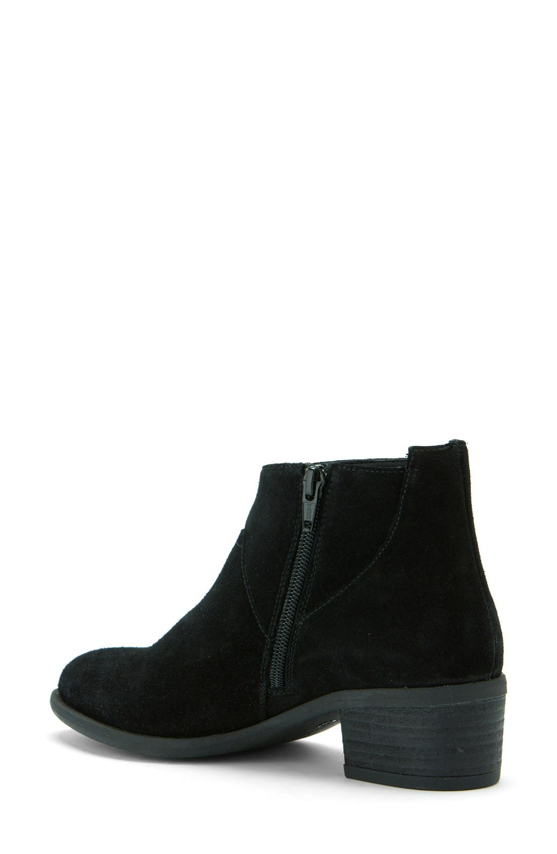 'Maddie' Waterproof Ankle Boot,                             Alternate thumbnail 4, color,                             006