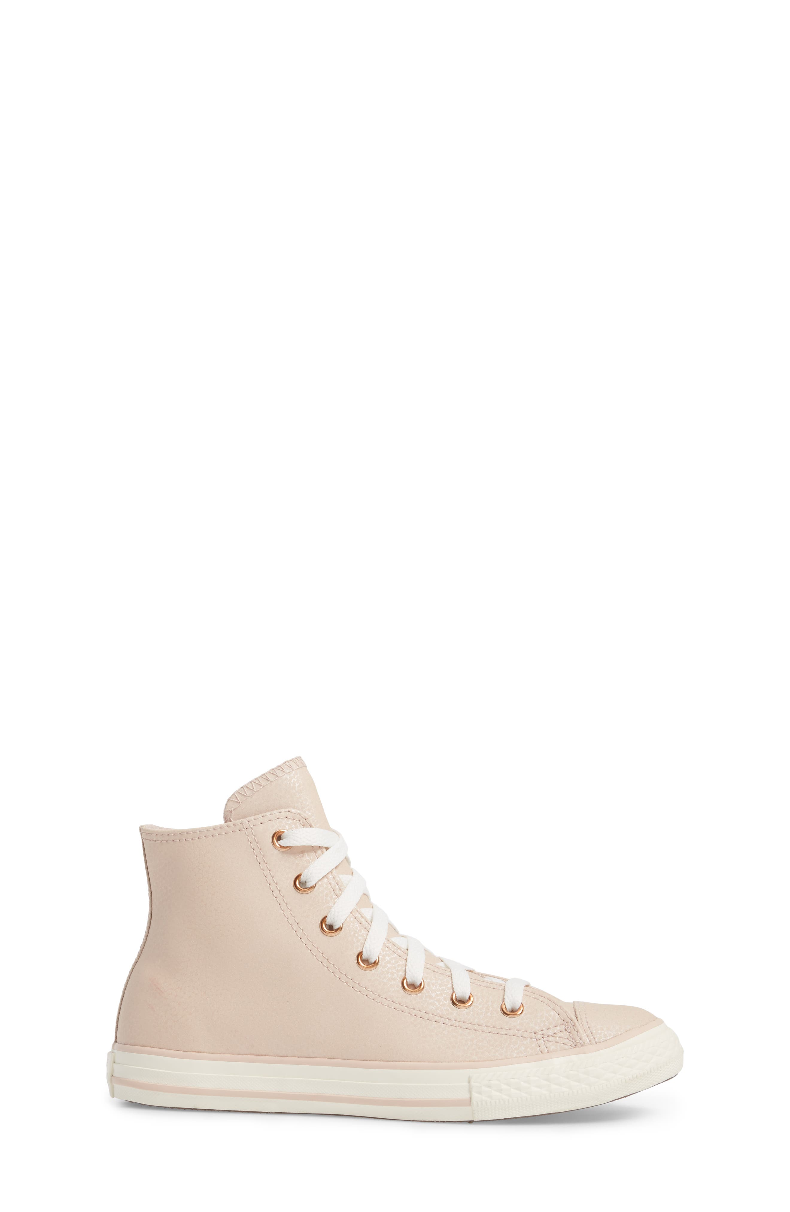 Chuck Taylor<sup>®</sup> All Star<sup>®</sup> High Top Sneaker,                             Alternate thumbnail 6, color,