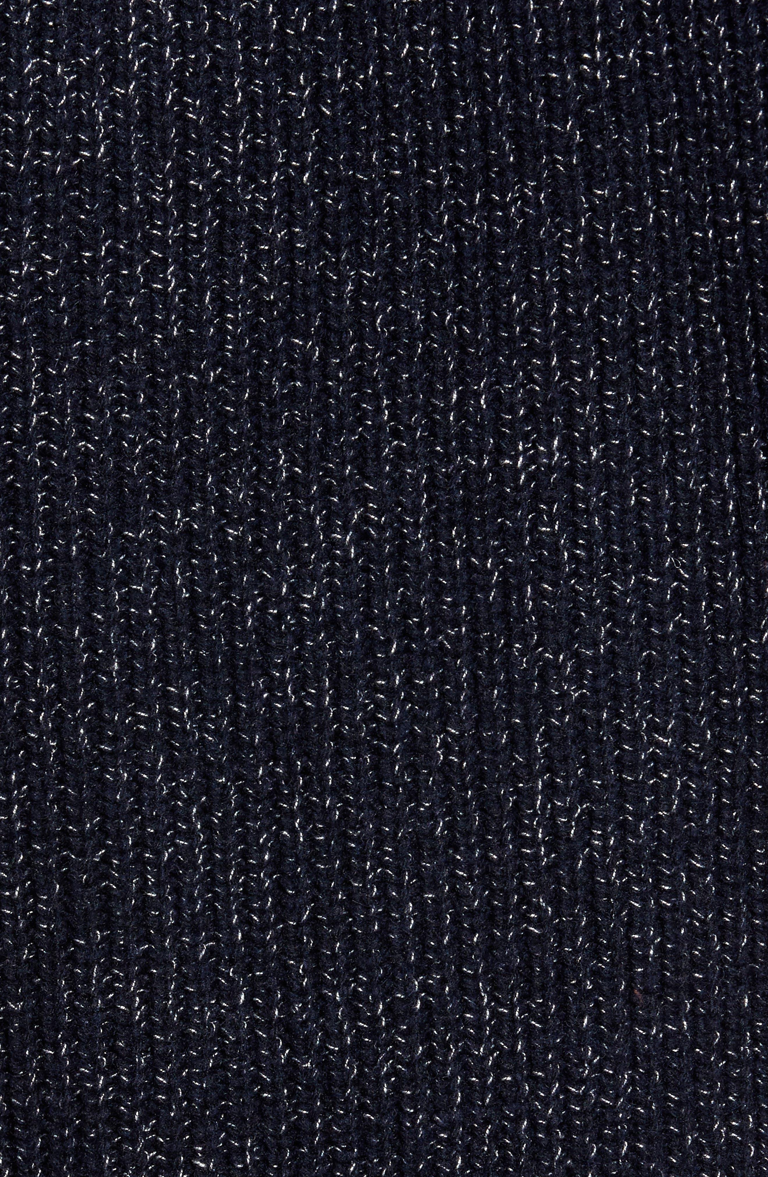 Textured Raglan Sweater,                             Alternate thumbnail 5, color,                             410