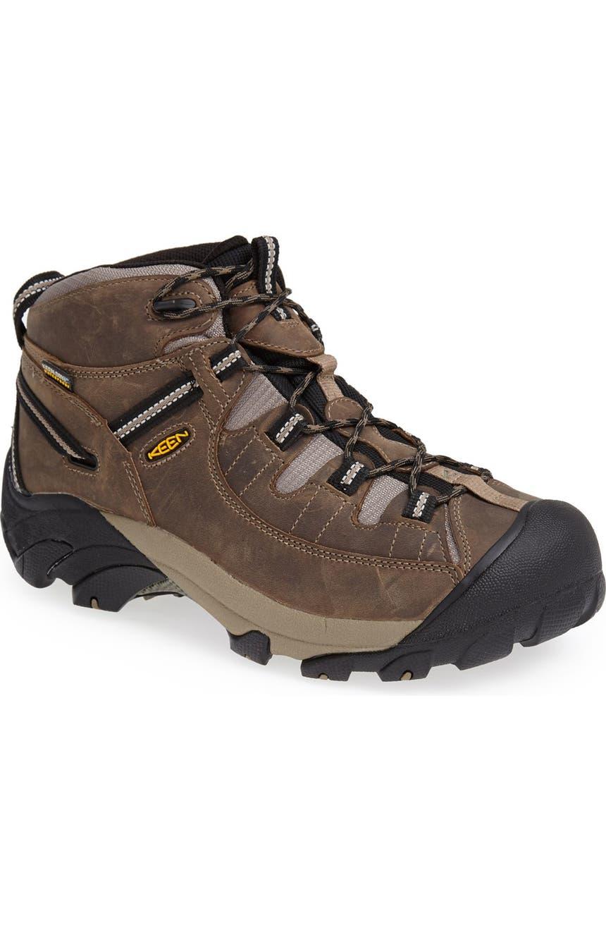 70840ac5a3d Keen Targhee II Mid Hiking Waterproof Boot (Men)