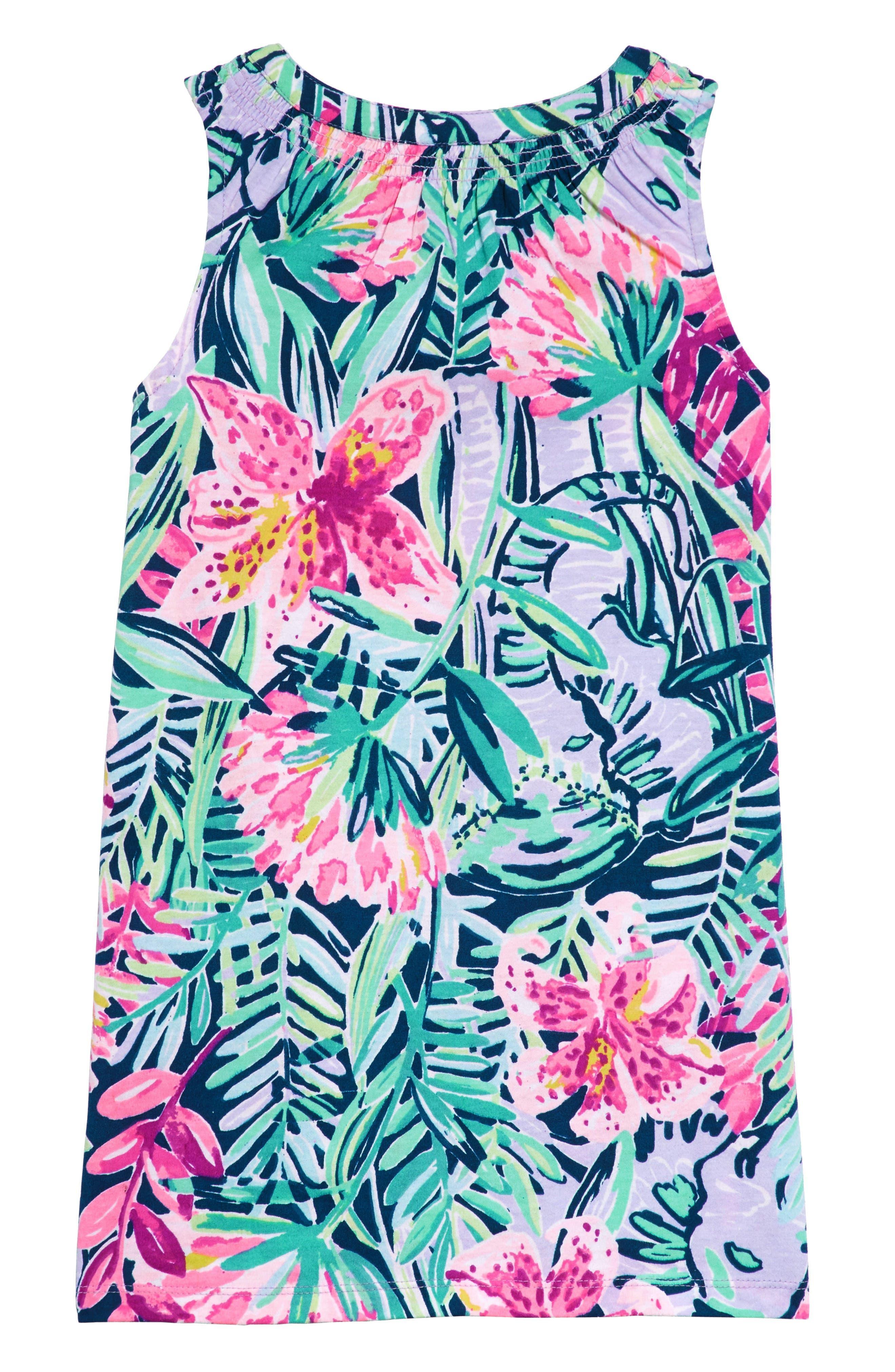 Mini Essie Shift Dress,                             Alternate thumbnail 2, color,                             MULTI SLATHOUSE SOIREE
