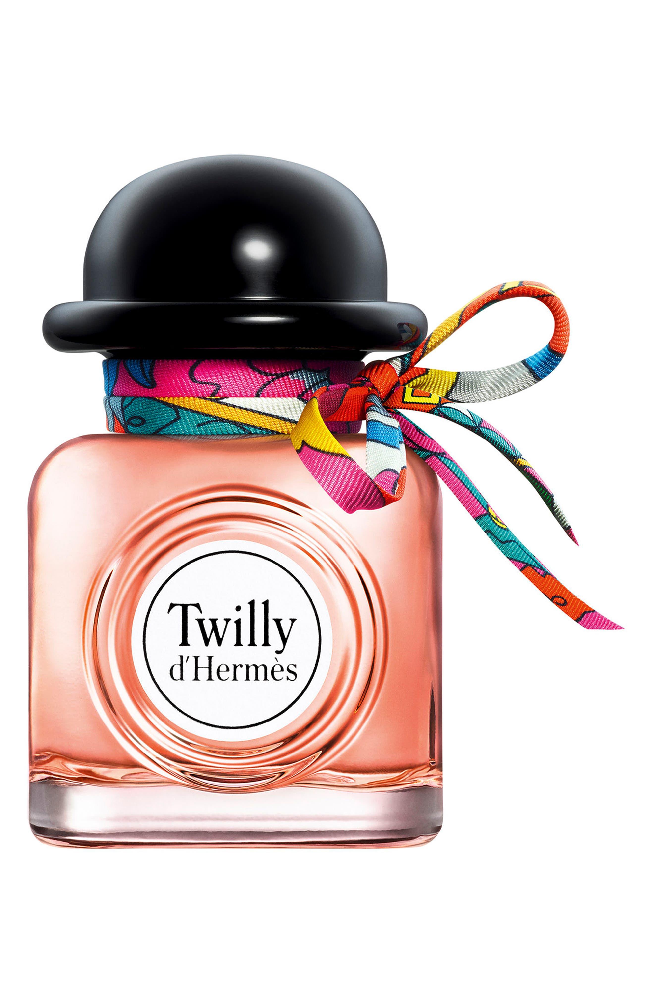 HERMÈS,                             Twilly d'Hermès Eau de Parfum,                             Main thumbnail 1, color,                             NO COLOR