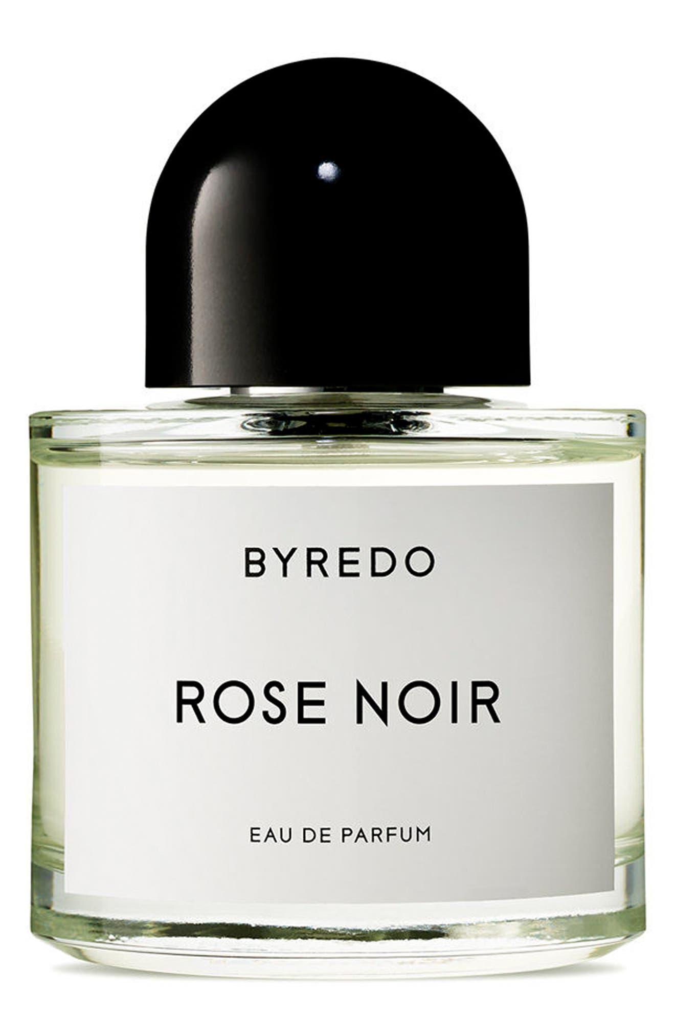 BYREDO,                             Rose Noir Eau de Parfum,                             Main thumbnail 1, color,                             NO COLOR
