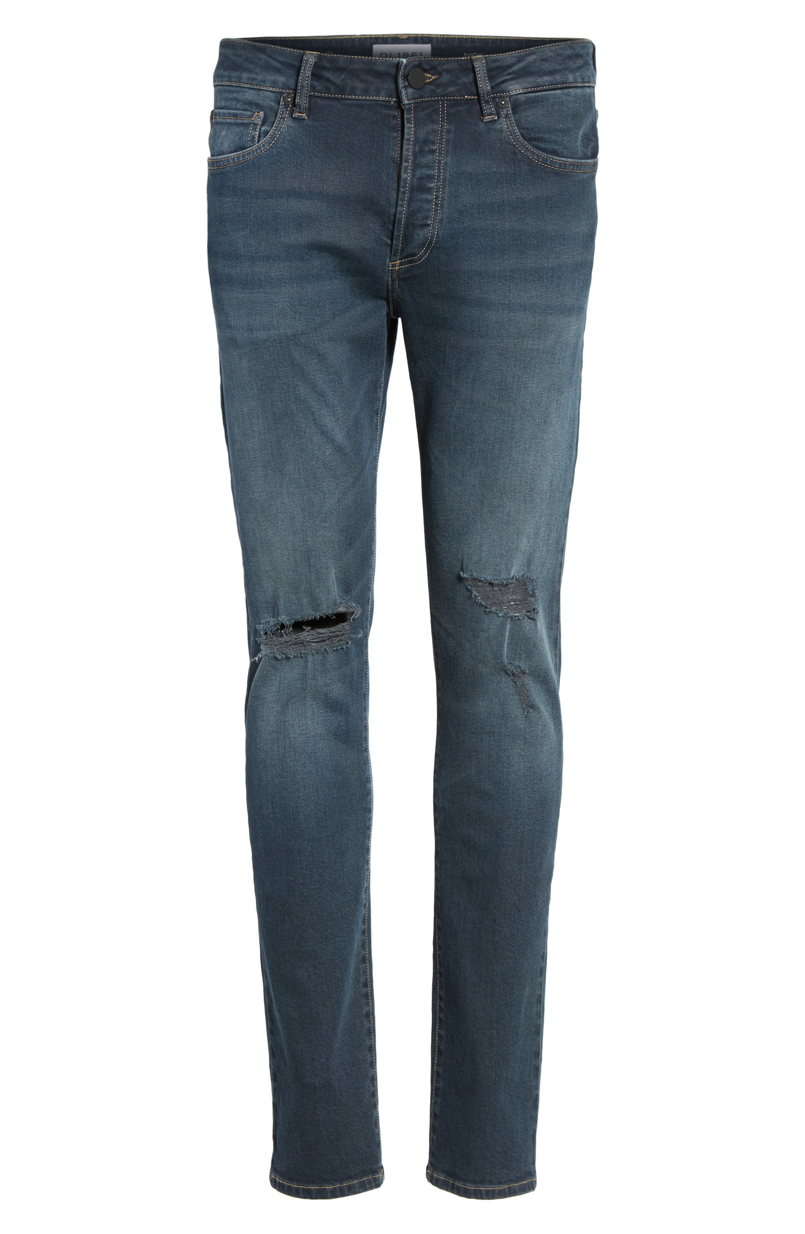 Nick Slim Fit Jeans,                             Alternate thumbnail 6, color,