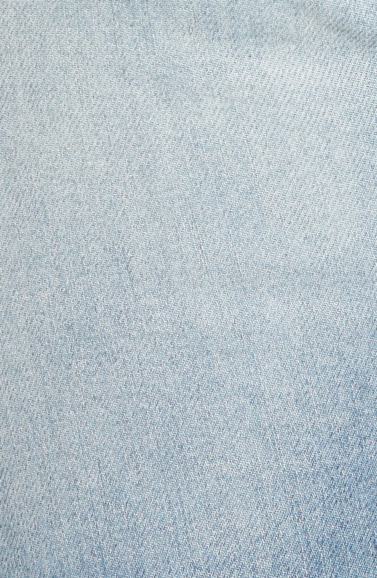 Nico Shredded Skinny Jeans,                             Alternate thumbnail 14, color,