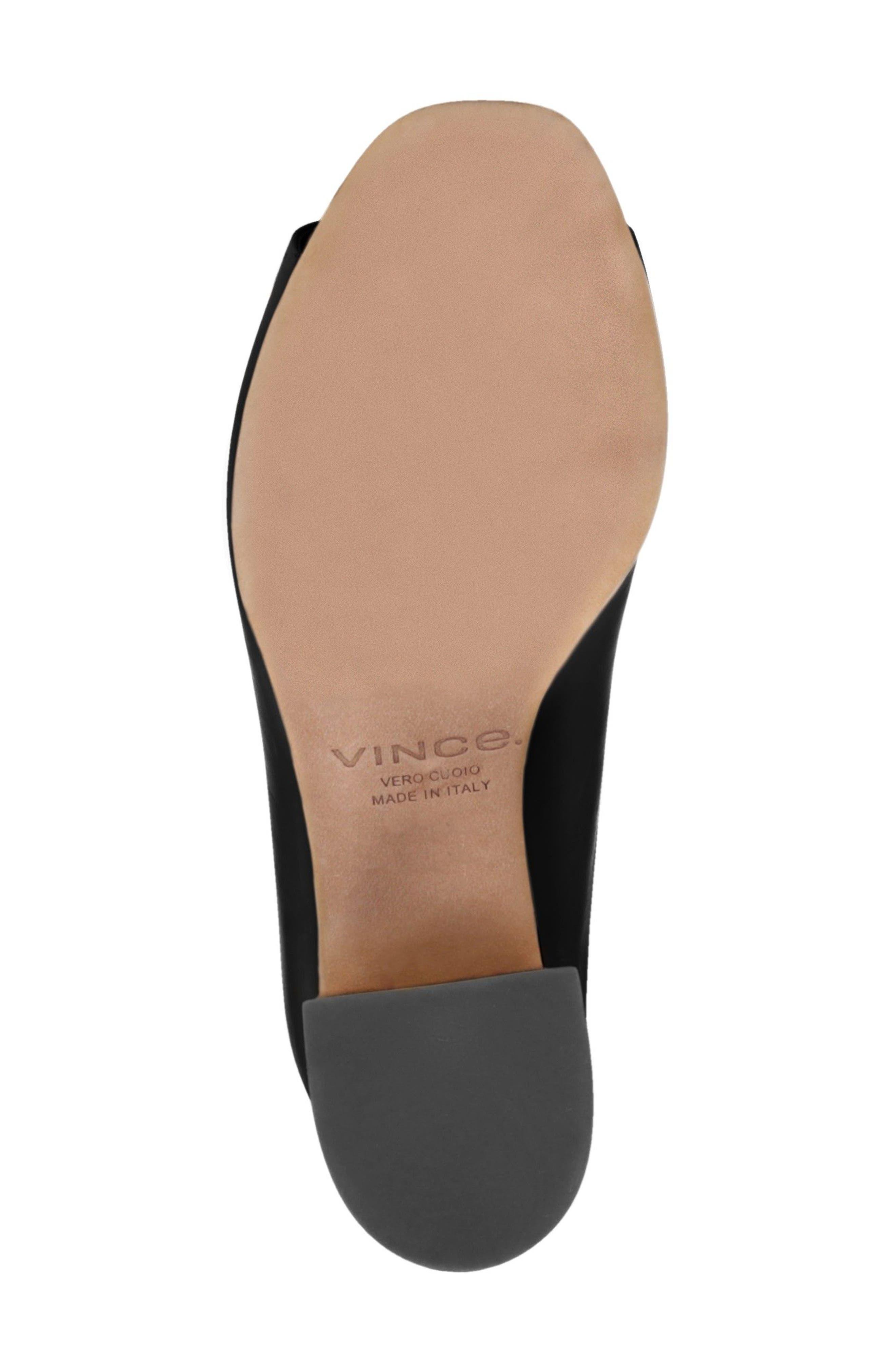 Cachet Sandal,                             Alternate thumbnail 5, color,                             BLACK SIVIGLIA CALF