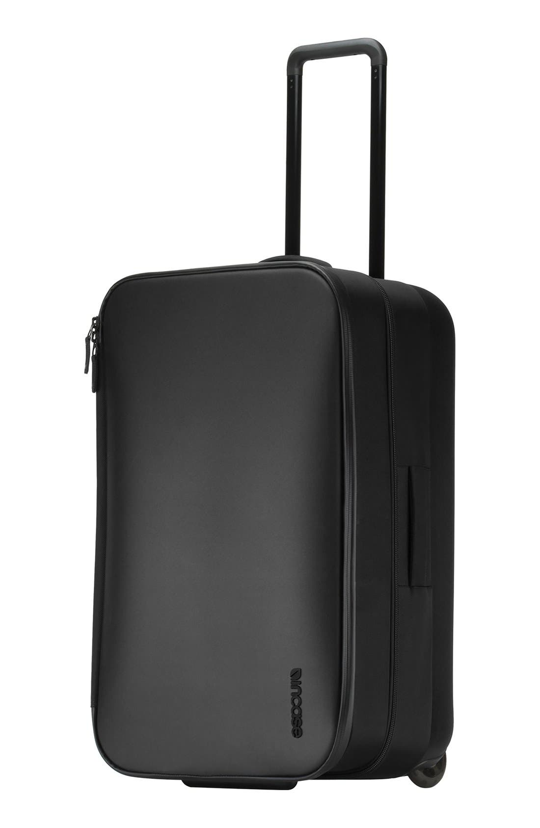VIA 28-Inch Wheeled Suitcase,                             Alternate thumbnail 3, color,                             001