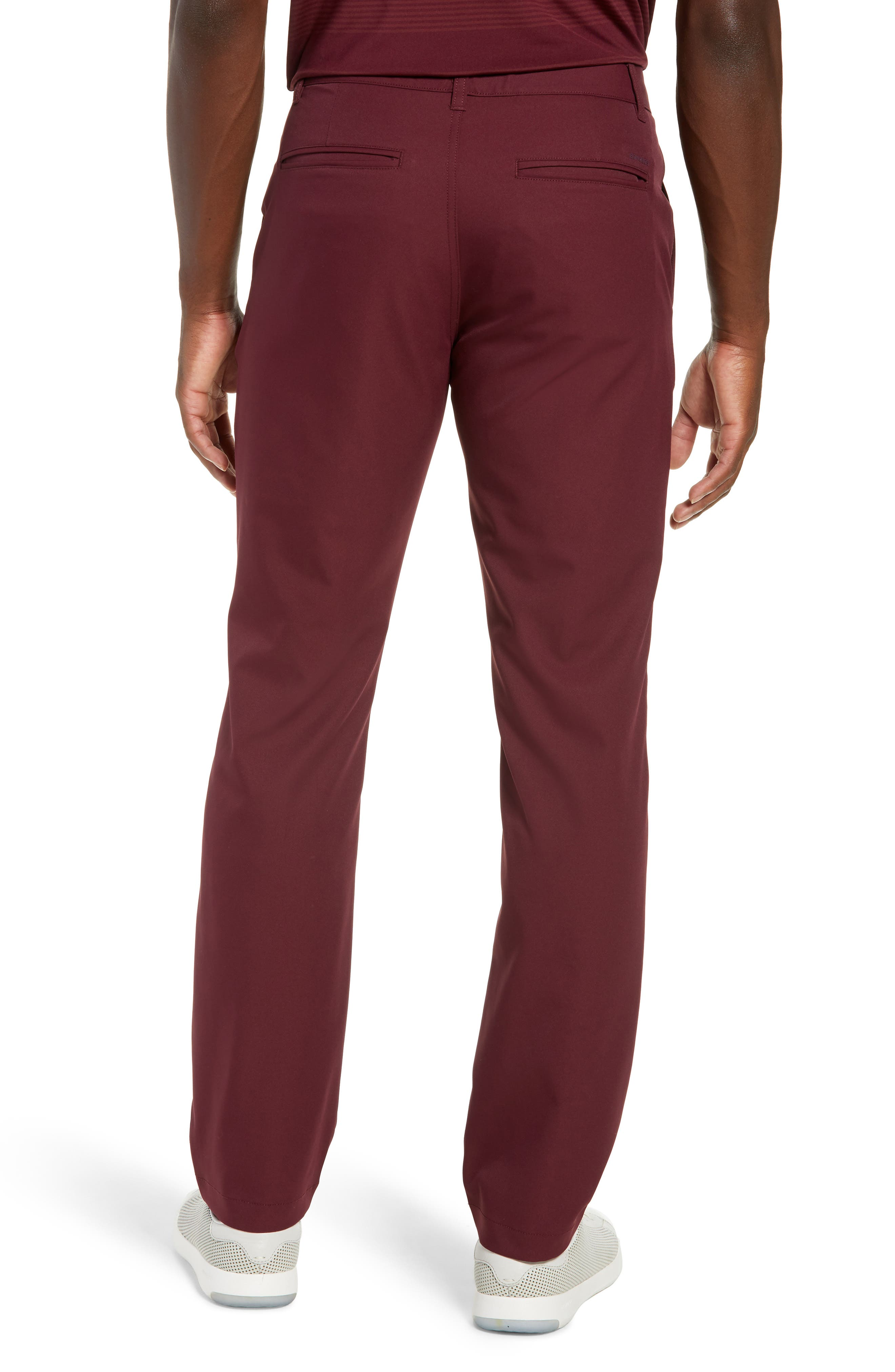 Highland Slim Fit Golf Pants,                             Alternate thumbnail 2, color,                             600