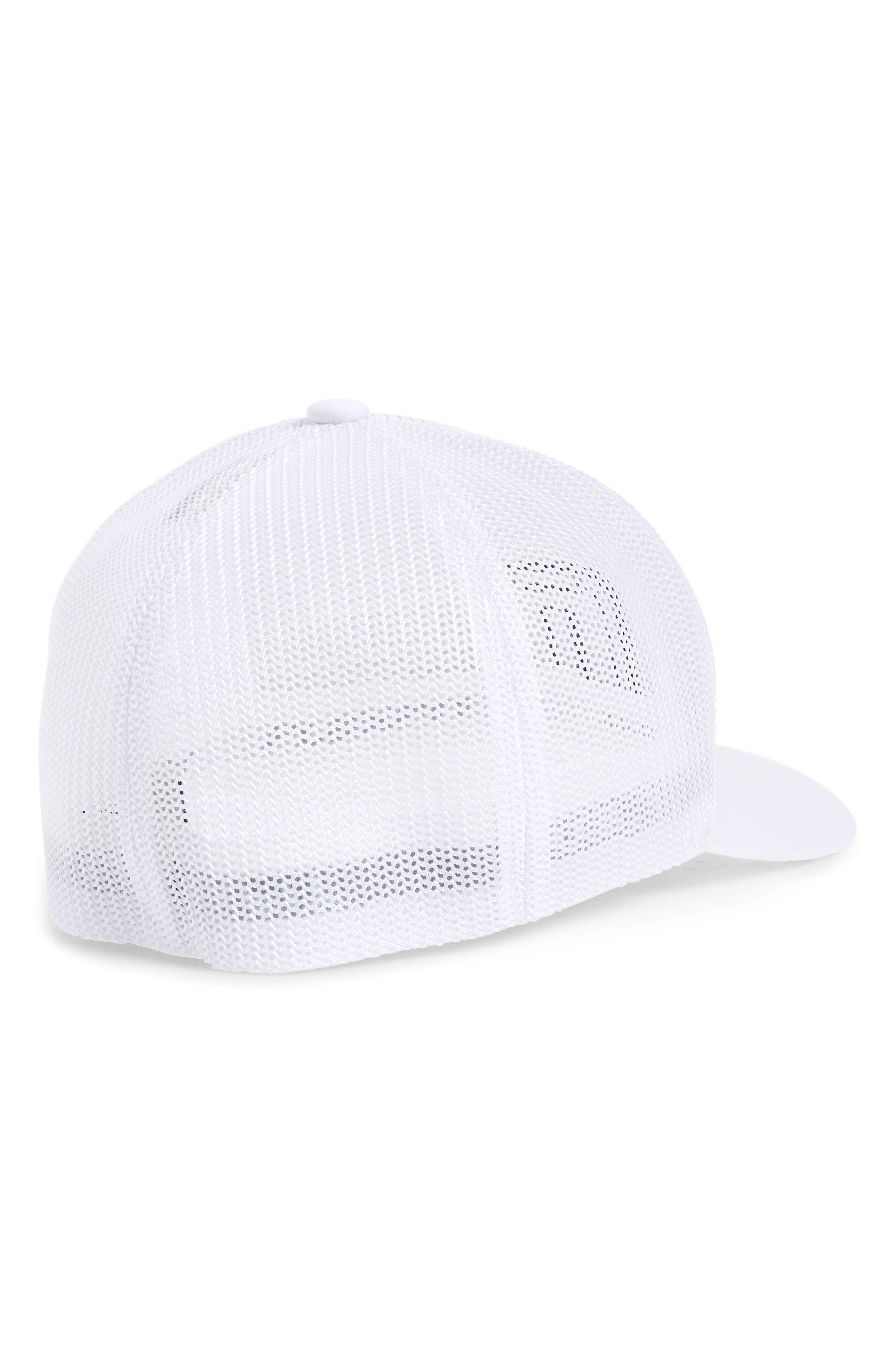 The Executive Trucker Hat,                             Alternate thumbnail 2, color,                             WHITE