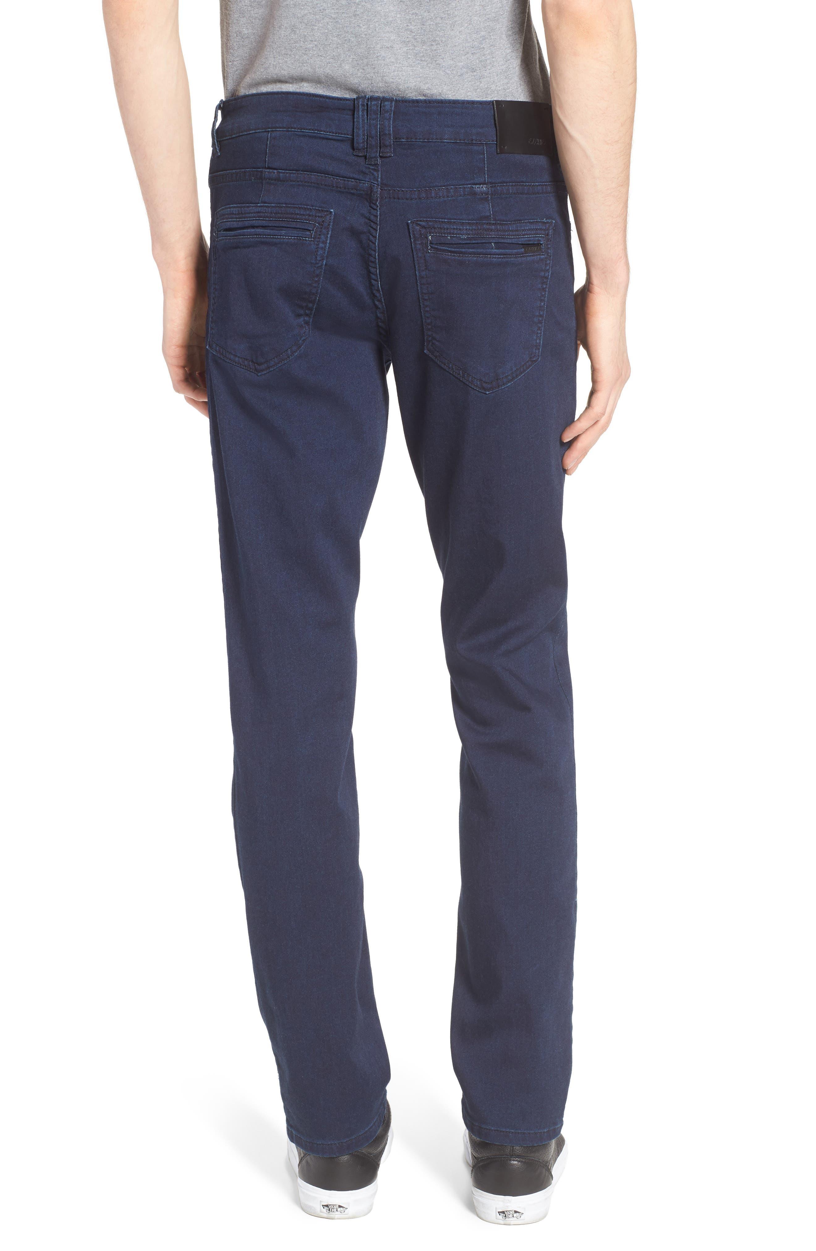 Slim Straight Leg Pants,                             Alternate thumbnail 2, color,                             462