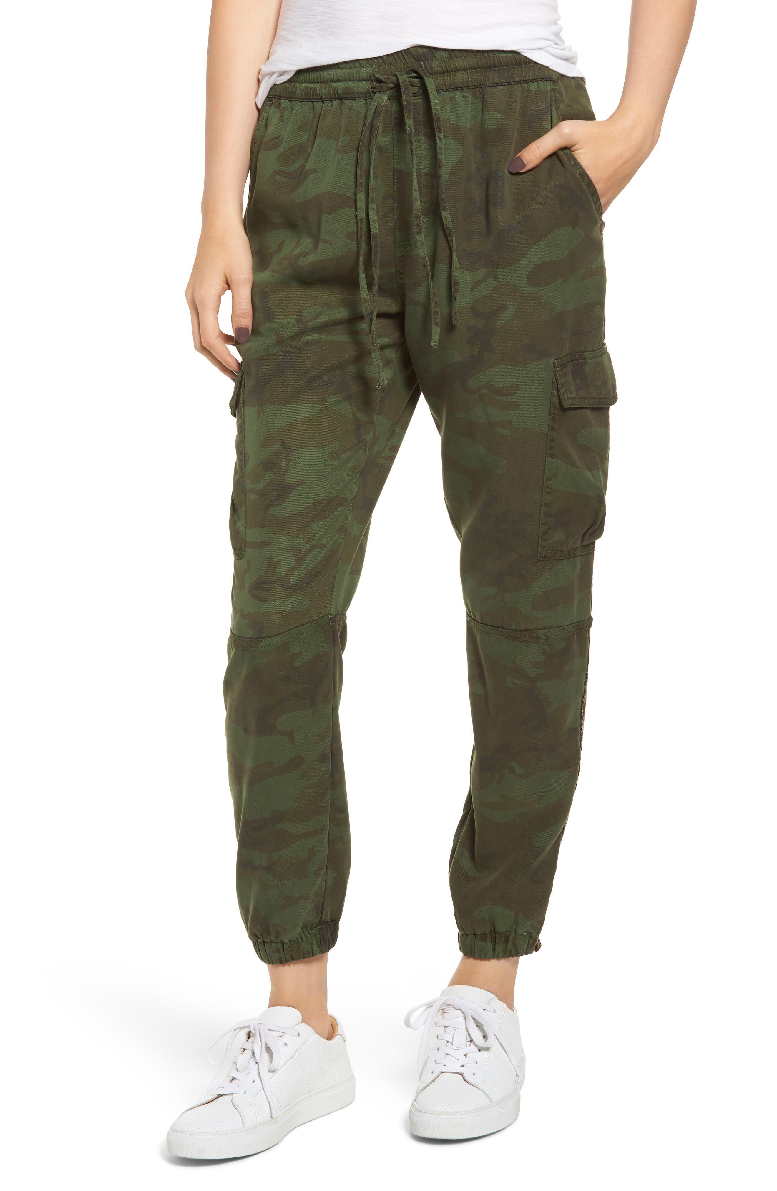 Camo Utility Pants,                         Main,                         color, 371