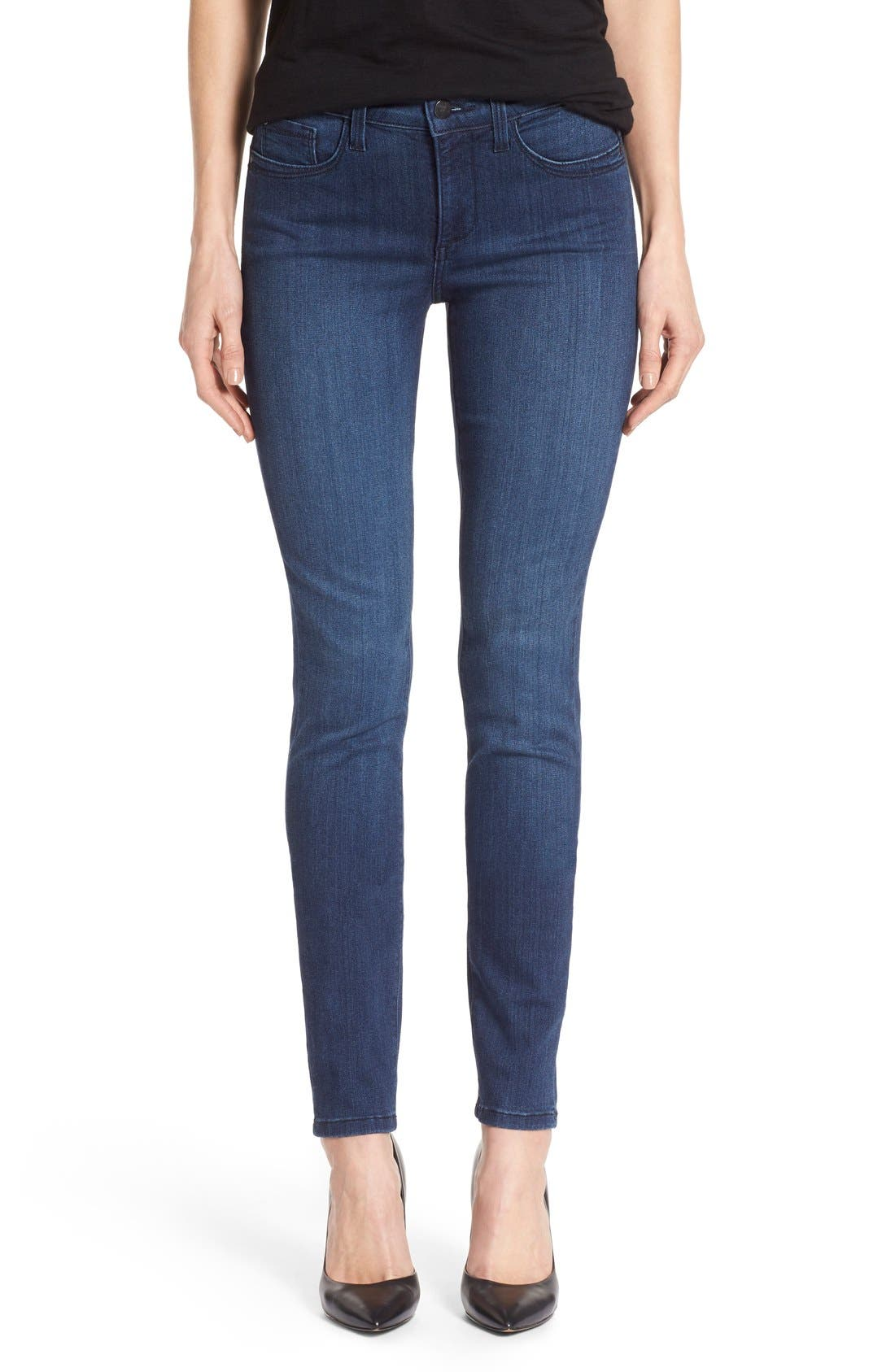 'Ami' Stretch Skinny Jeans,                             Main thumbnail 3, color,