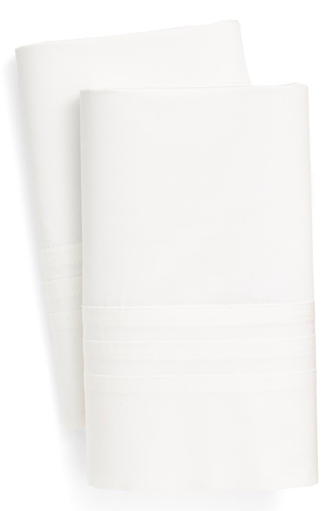 Donna Karan Collection 510 Thread Count Pillowcases,                             Main thumbnail 4, color,