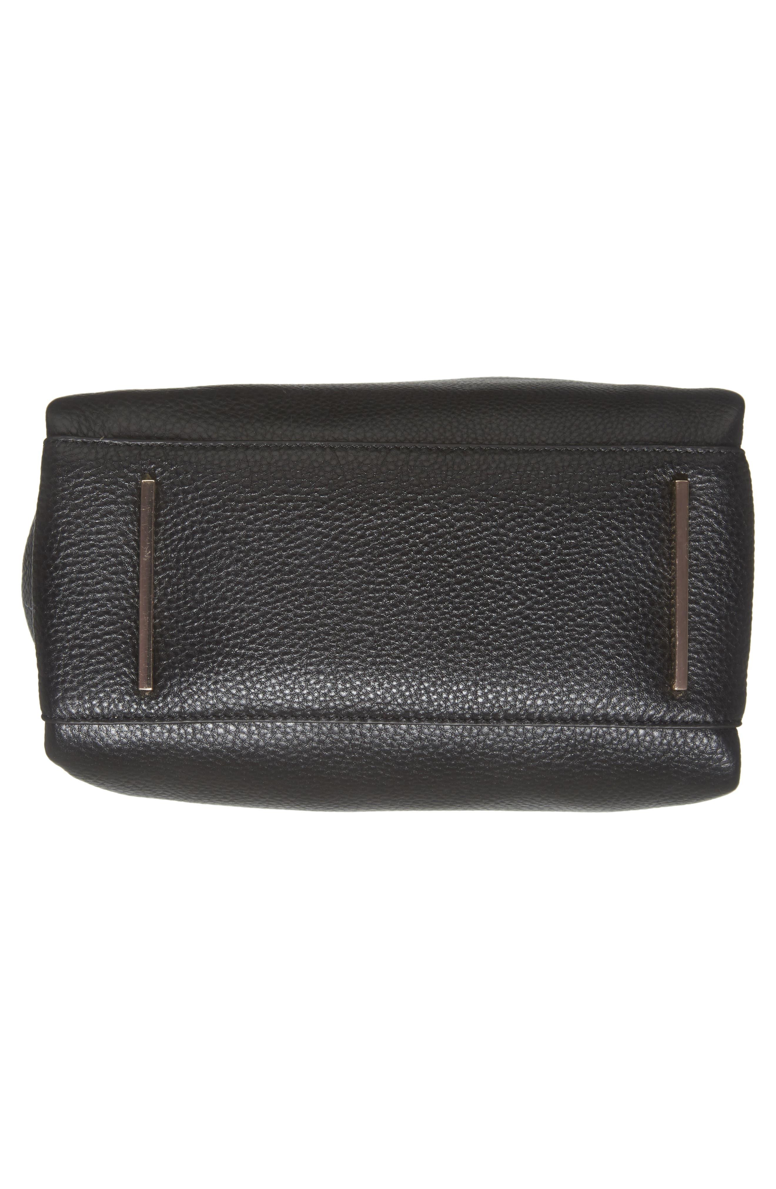 Céline Dion Small Adagio Leather Satchel,                             Alternate thumbnail 26, color,