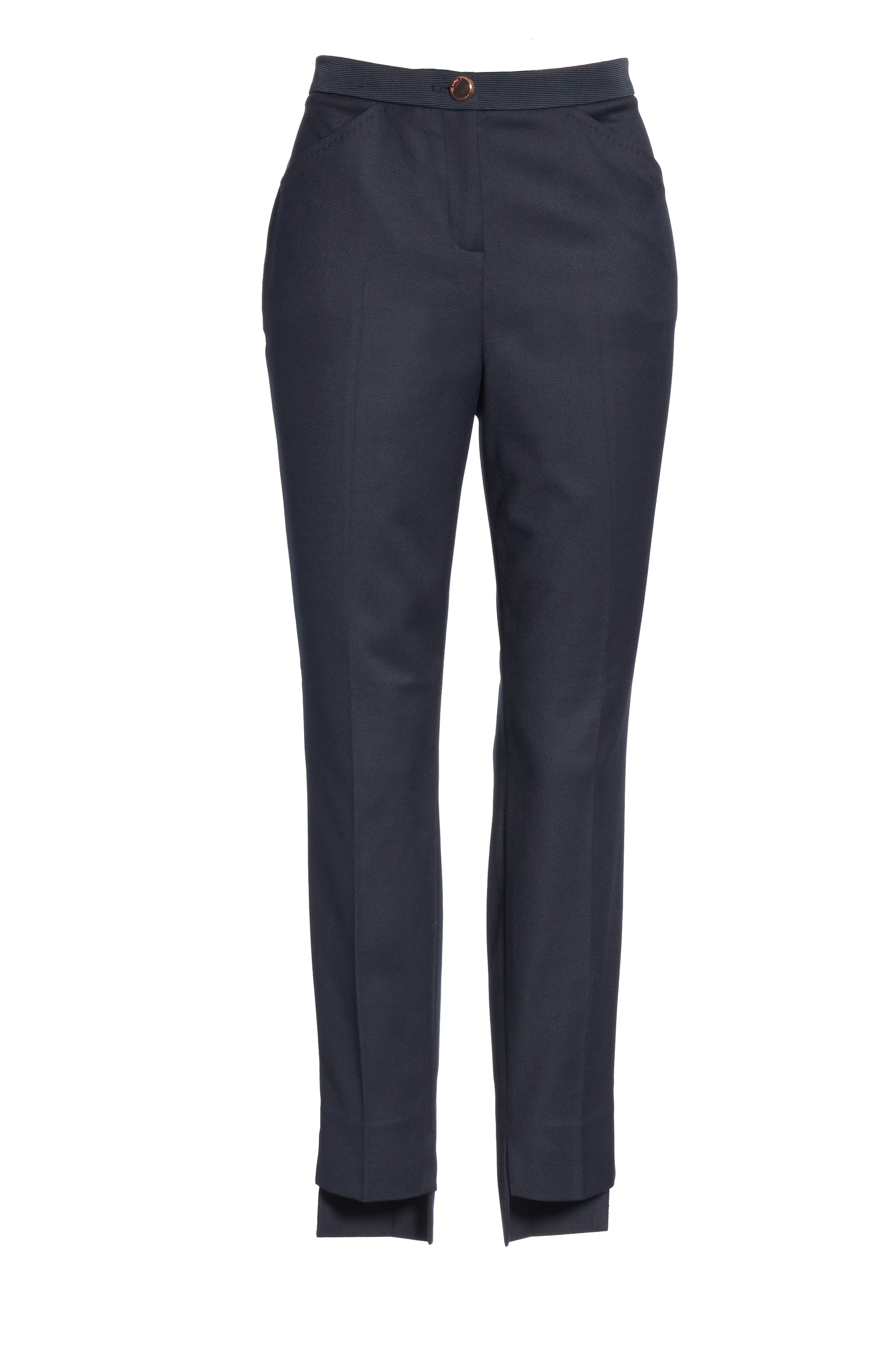 TED BAKER LONDON,                             Ted Working Title Rivaat Skinny Trousers,                             Alternate thumbnail 6, color,                             402