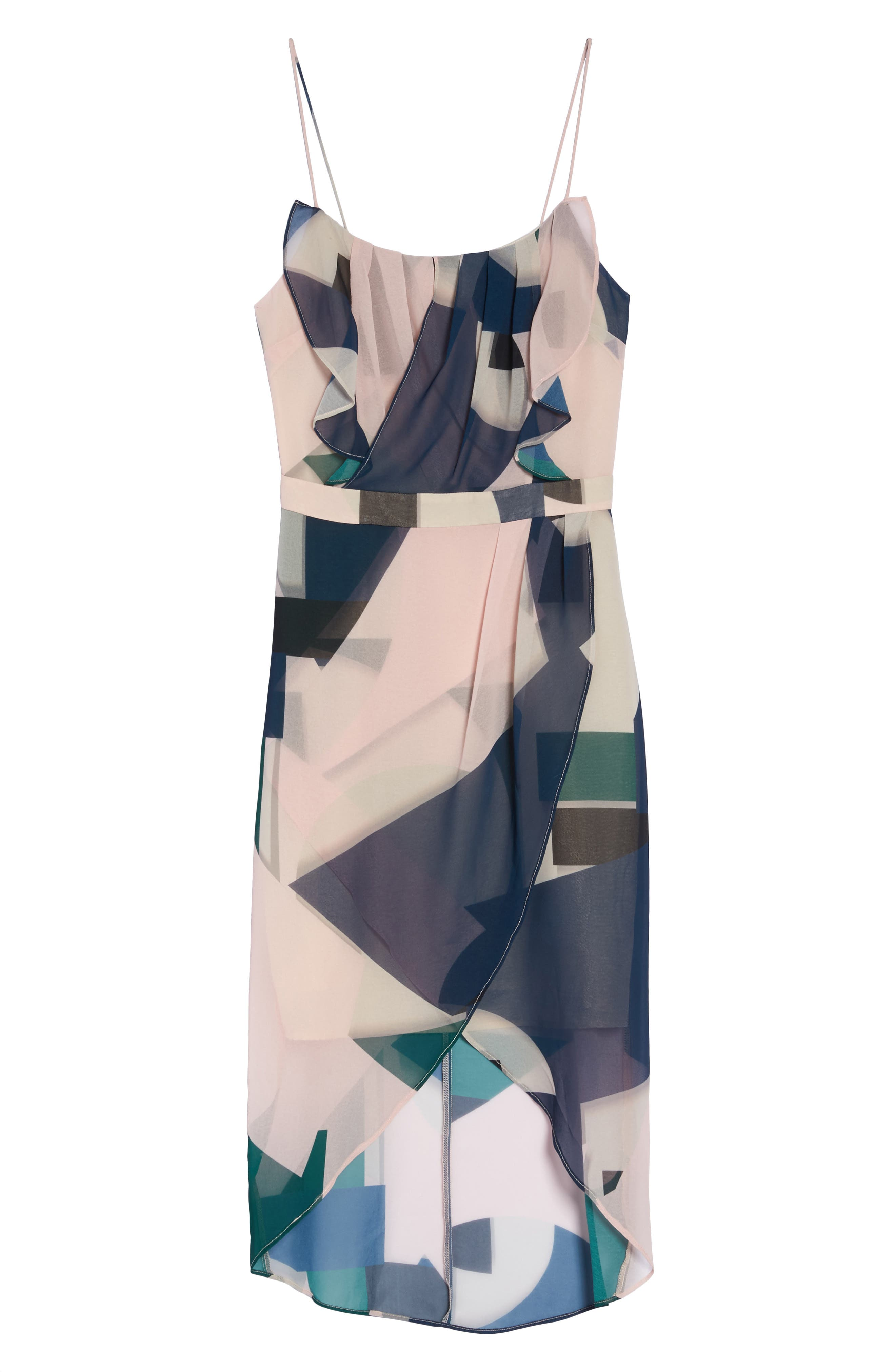 Tahiti Sheath Dress,                             Alternate thumbnail 6, color,