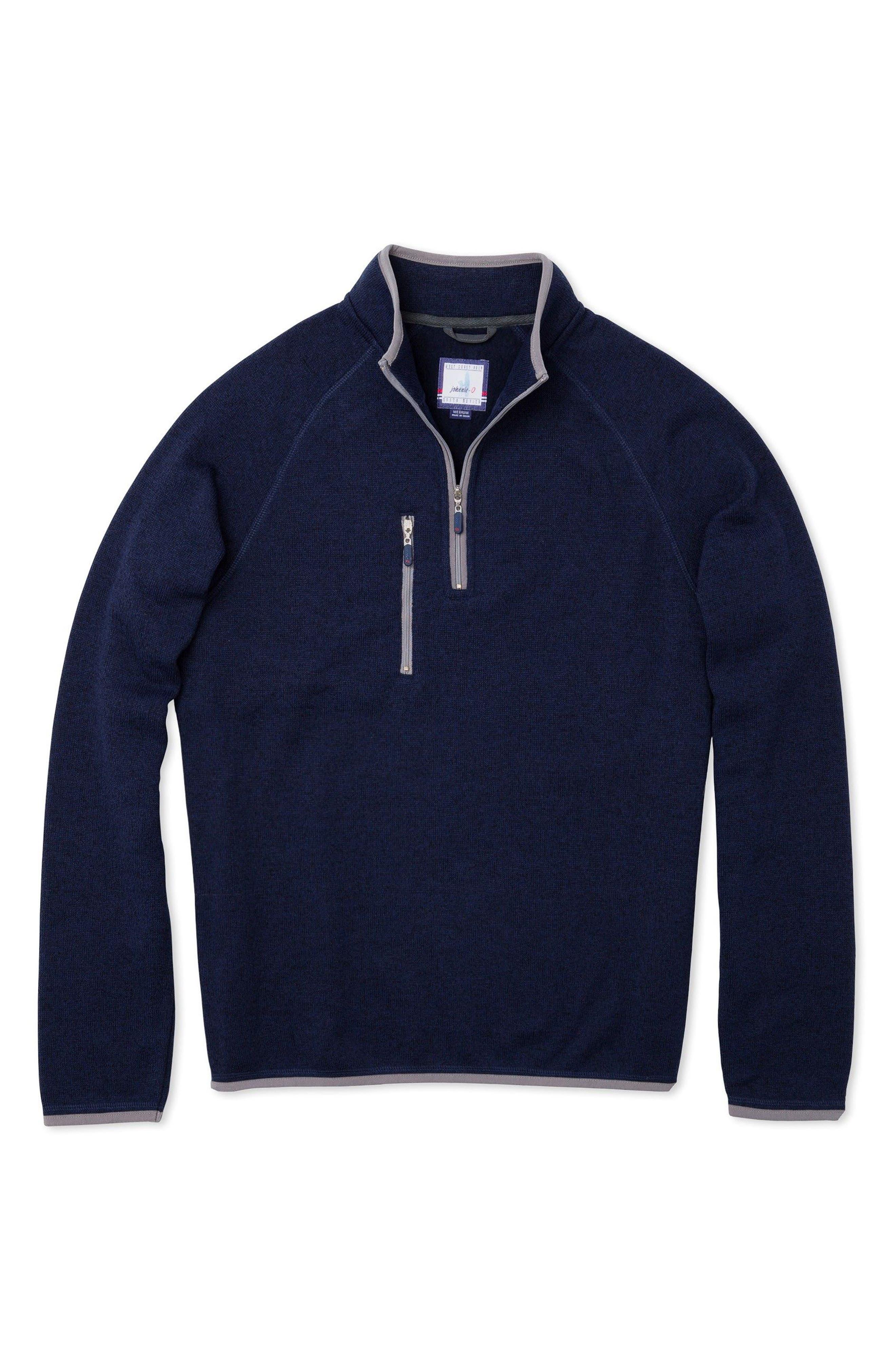 Yukon Quarter Zip Sweatshirt,                             Main thumbnail 2, color,
