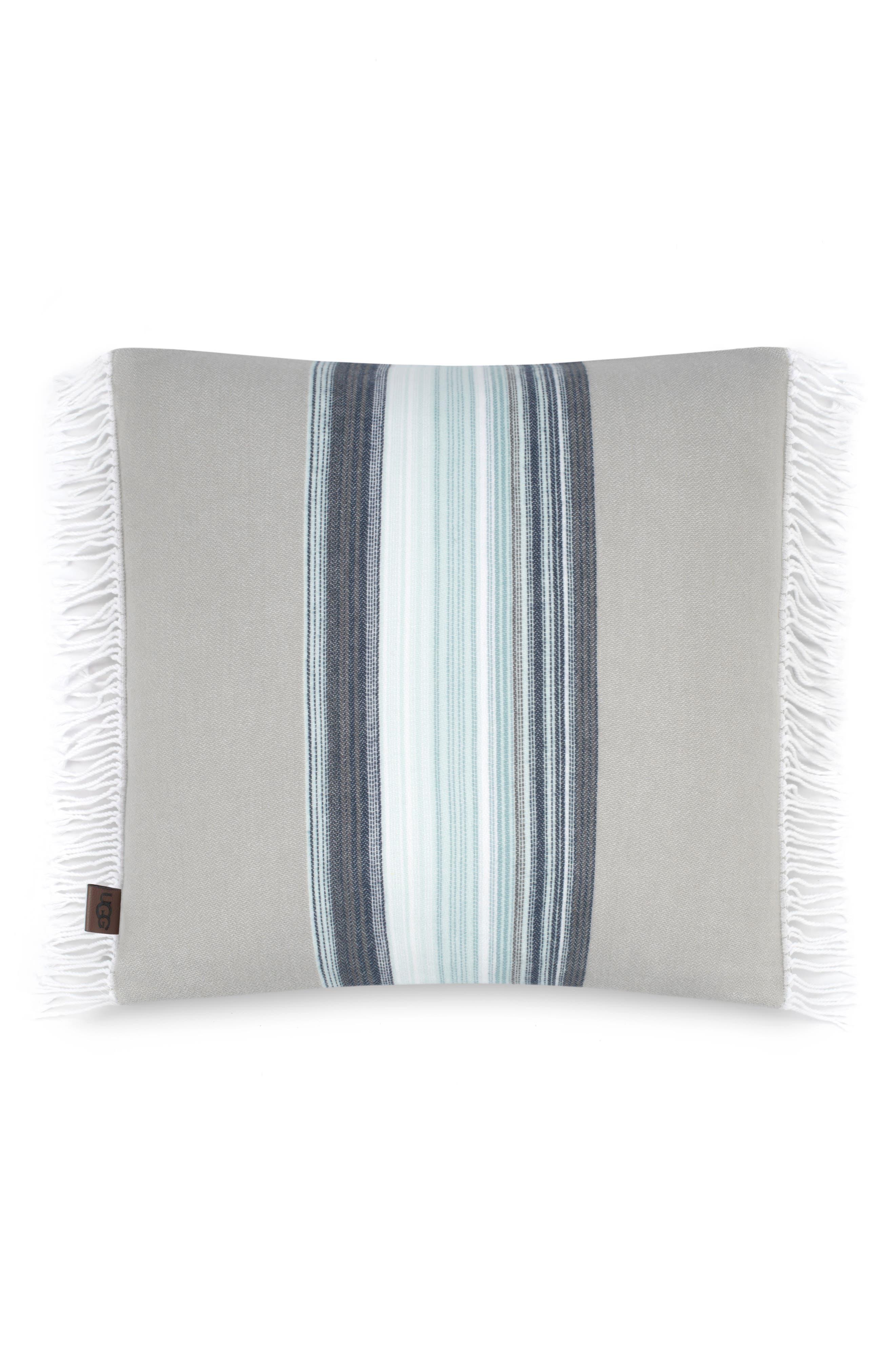 Amari Stripe Accent Pillow,                             Main thumbnail 1, color,                             020