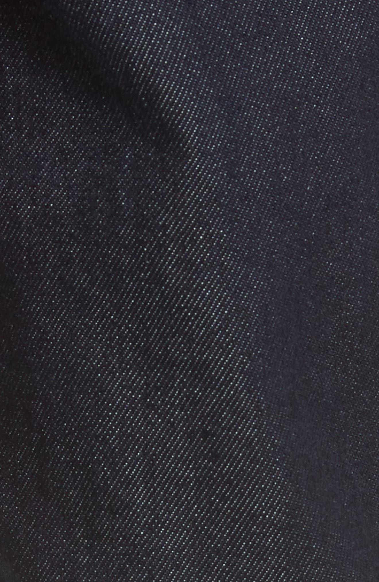 Blake Slim Fit Jeans,                             Alternate thumbnail 5, color,                             DUARTE