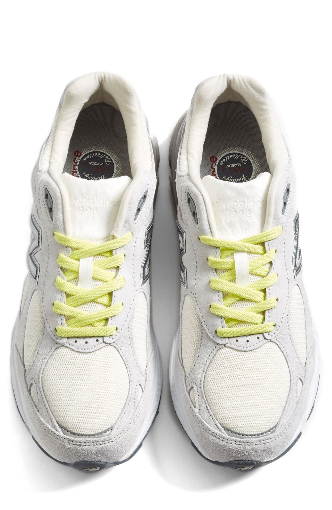 '990v3' Running Shoe,                             Alternate thumbnail 4, color,                             020
