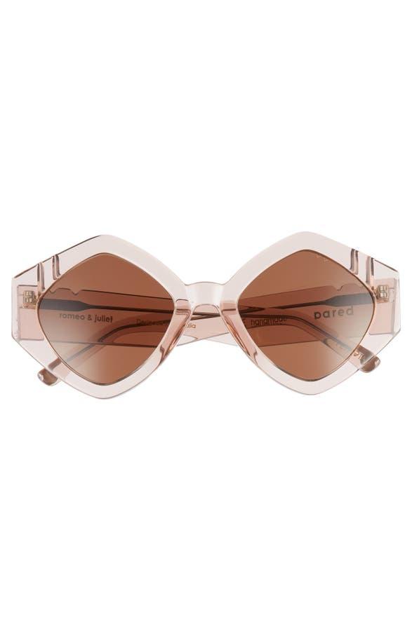 e58411c9a5 Pared Romeo   Juliet 52mm Sunglasses