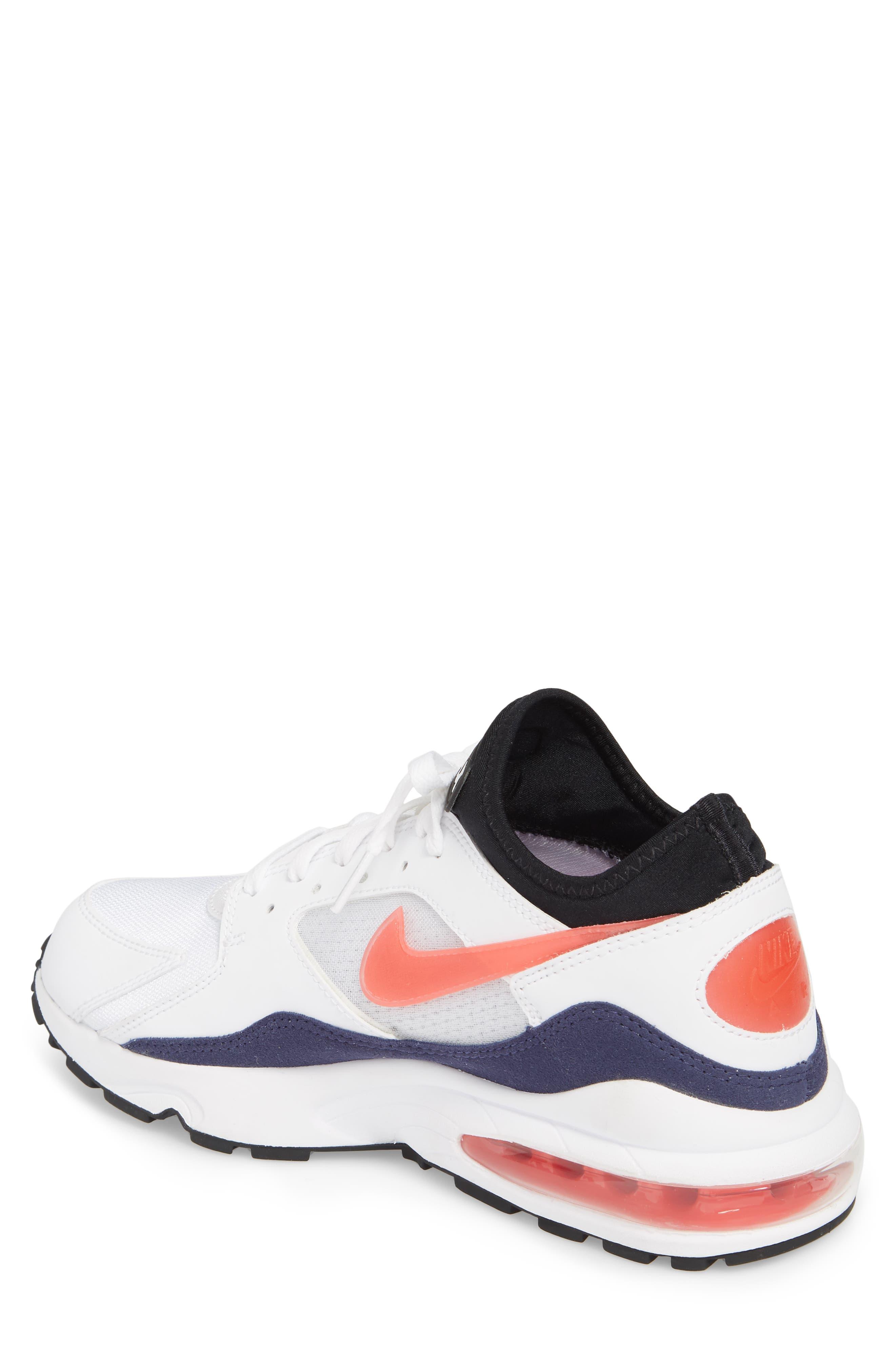 NIKE,                             Air Max 93 Sneaker,                             Alternate thumbnail 2, color,                             102