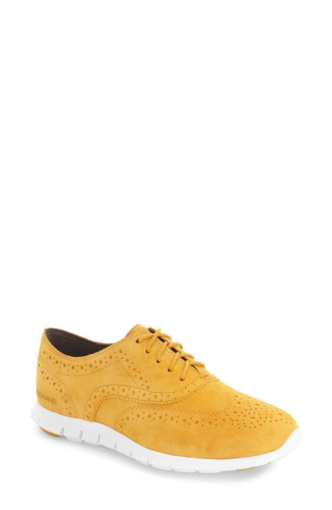 'ZeroGrand' Perforated Wingtip,                             Main thumbnail 30, color,
